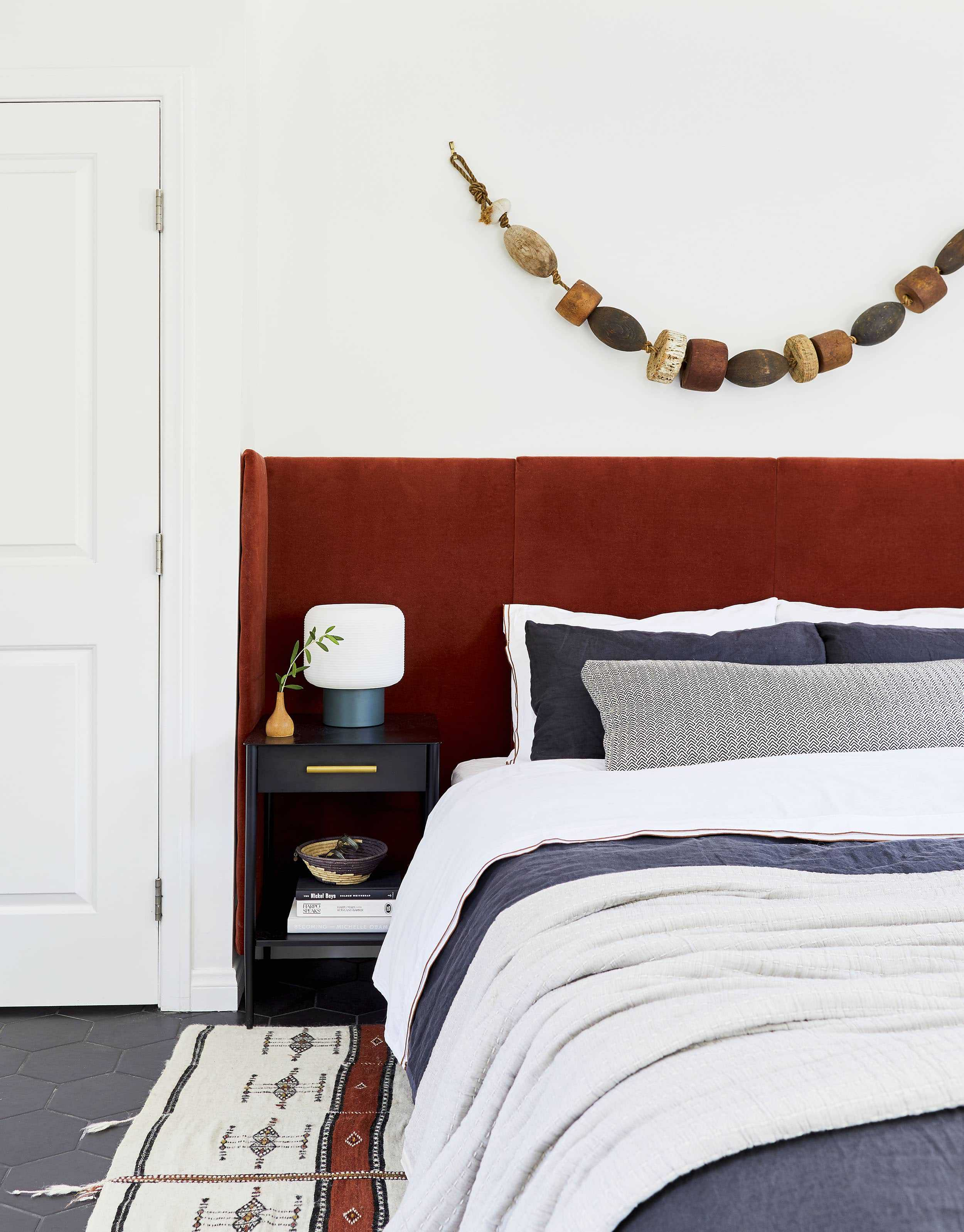 A Step By Step Guide For A Diy Statement Headboard