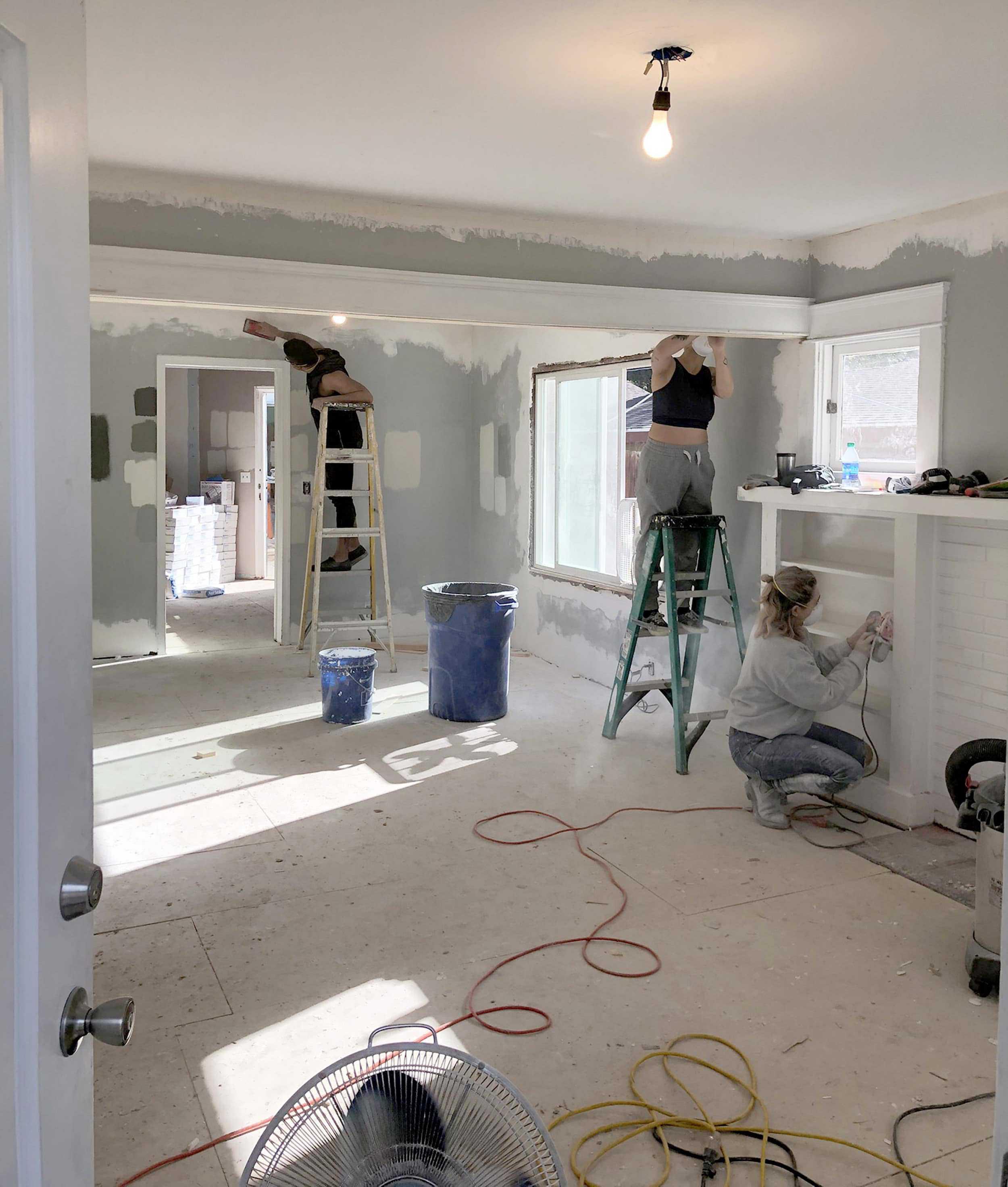 Ehd Sara Makeover Takeover Renovation Phase20