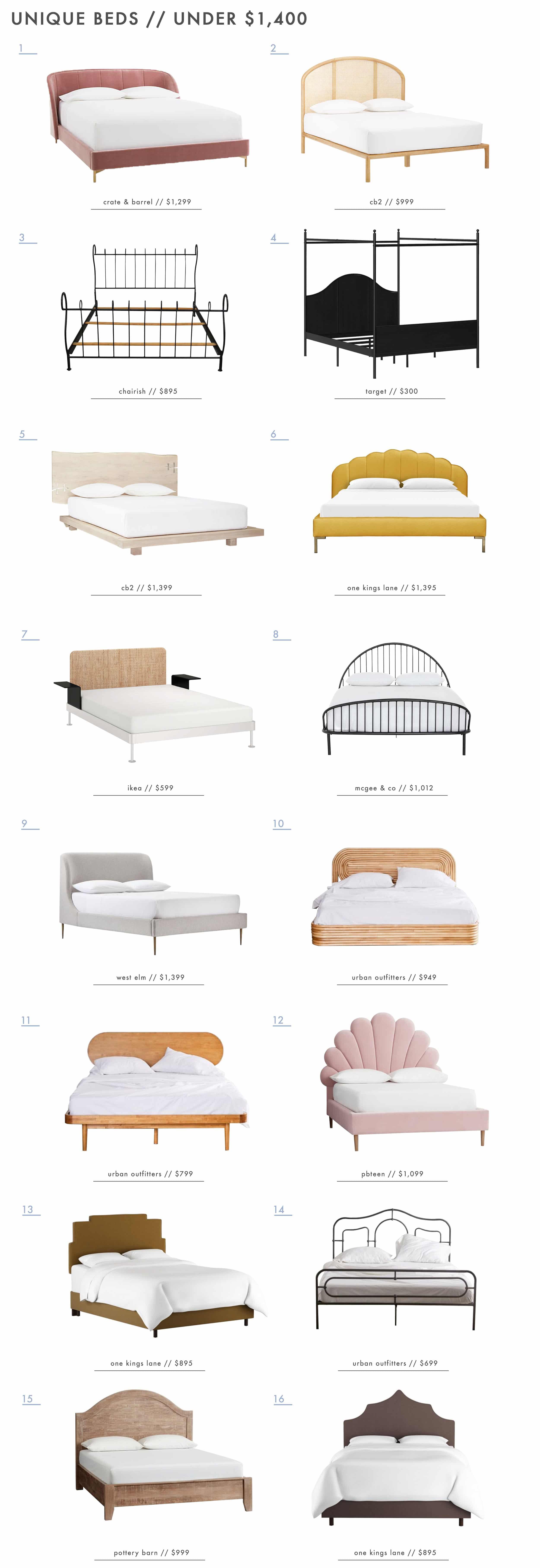 Emily Henderson Unique Beds 1 Roundup