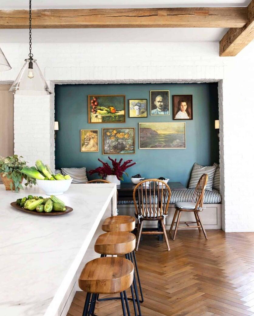 Image Via House Beautiful Design By Molly Britt