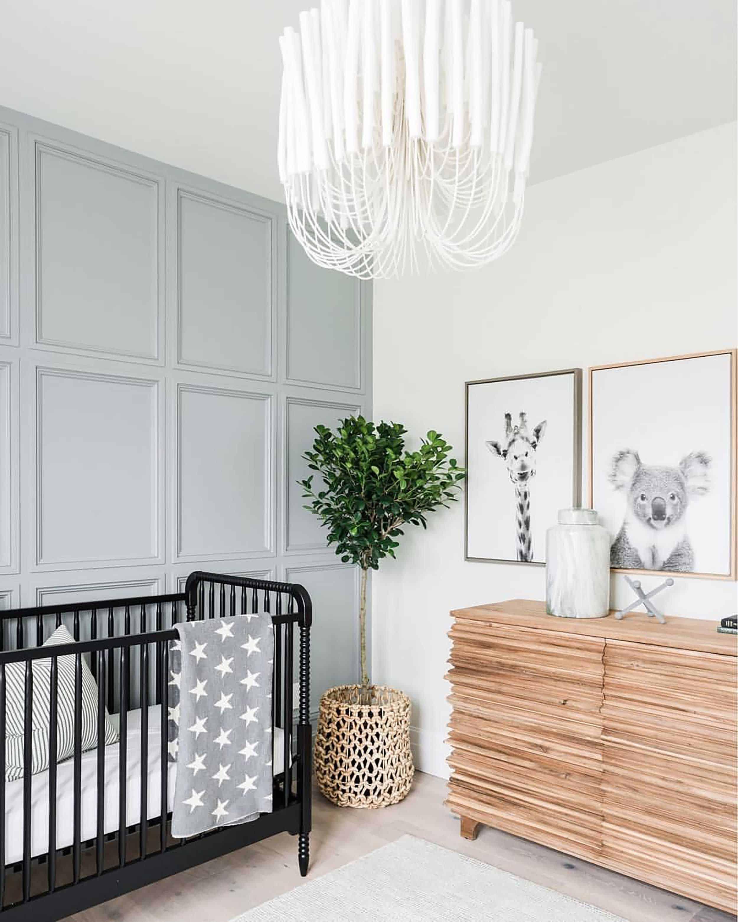 Emily Henderson Accent Walls Via Design Loves Detail