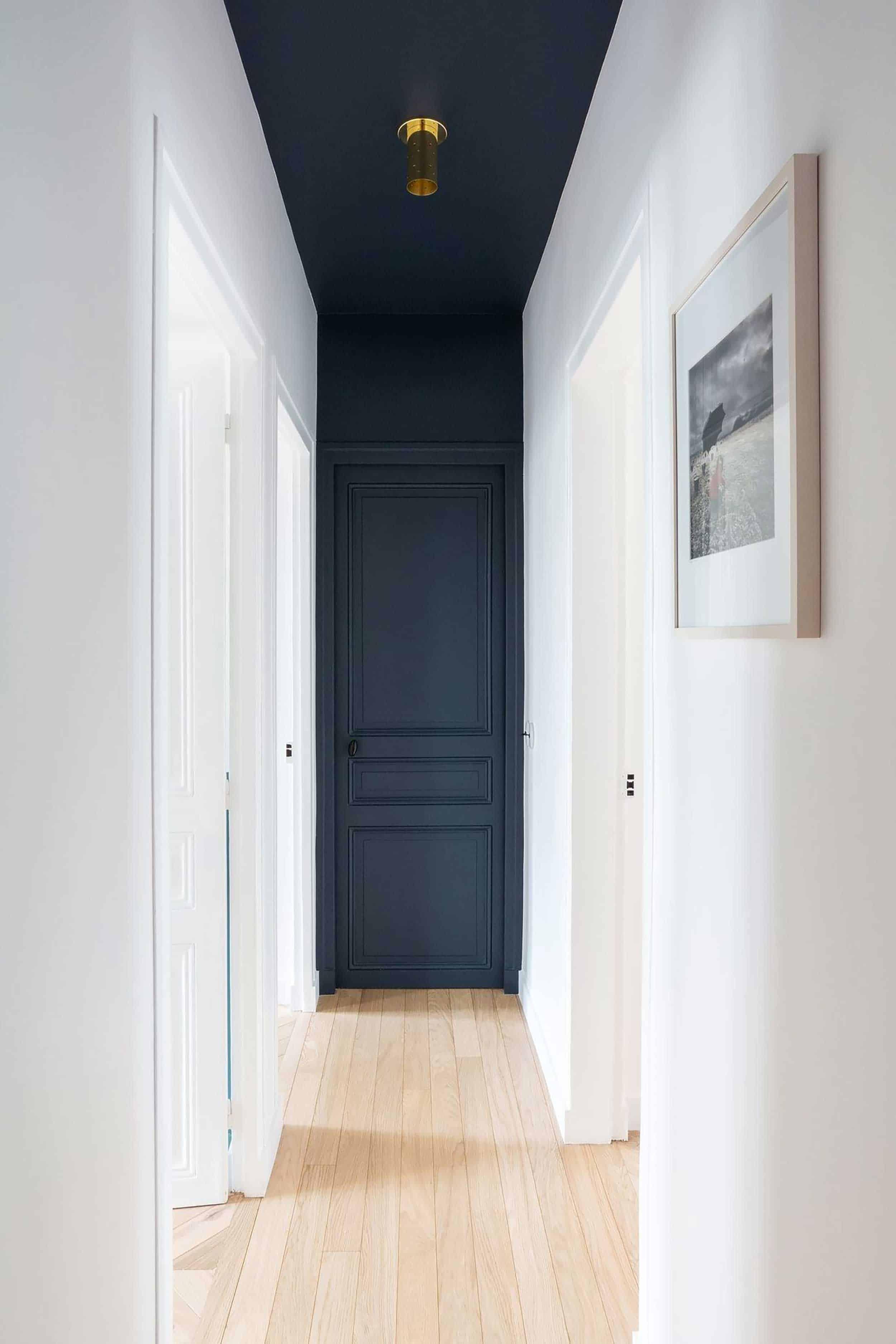 Emily Henderson Accent Walls Via Cote Maison