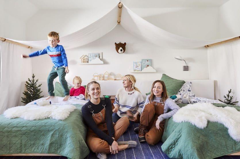 Emily Henderson Mountain Pillowfort Kids Room22 01