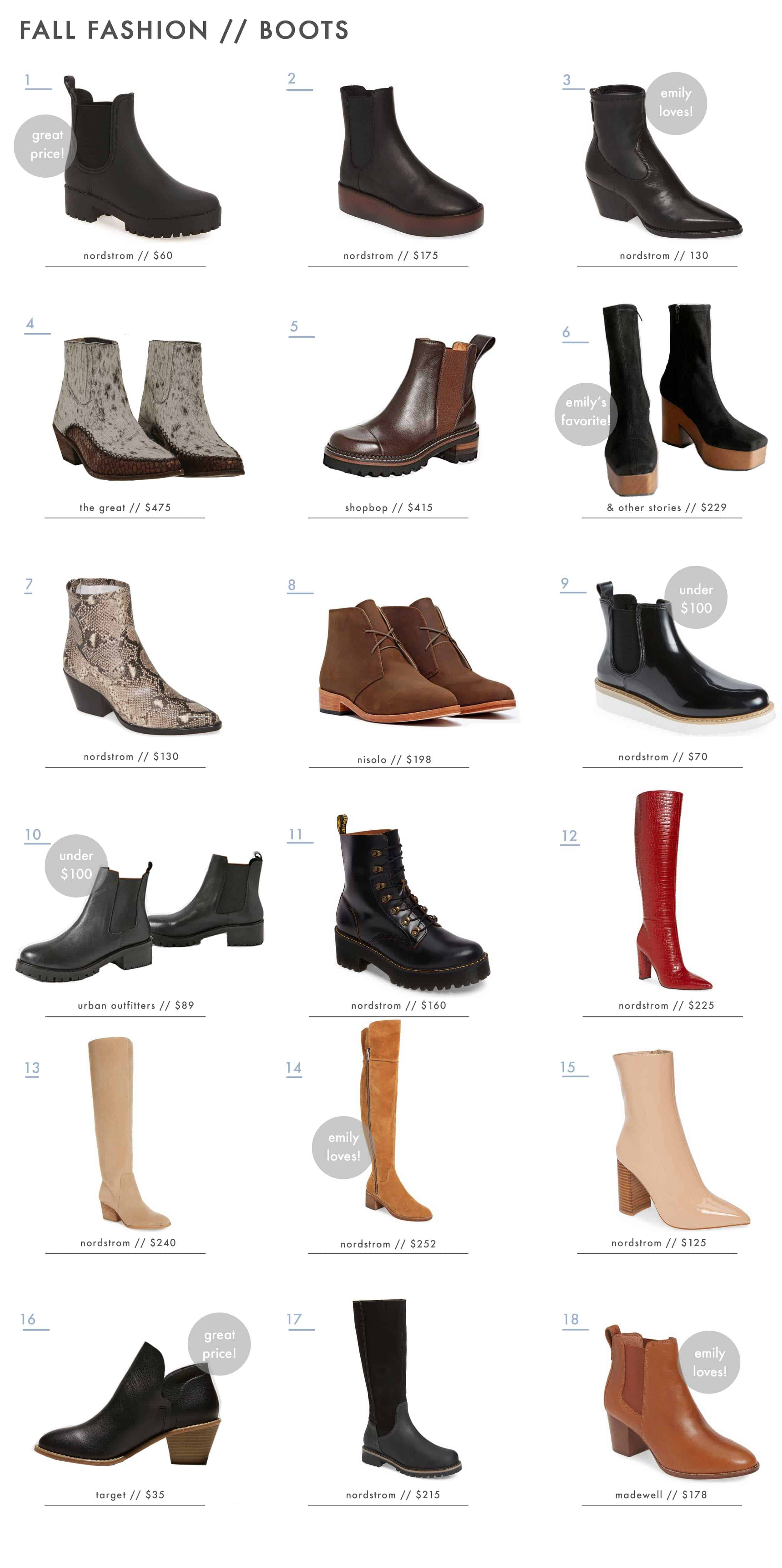 Emily Henderson Boots
