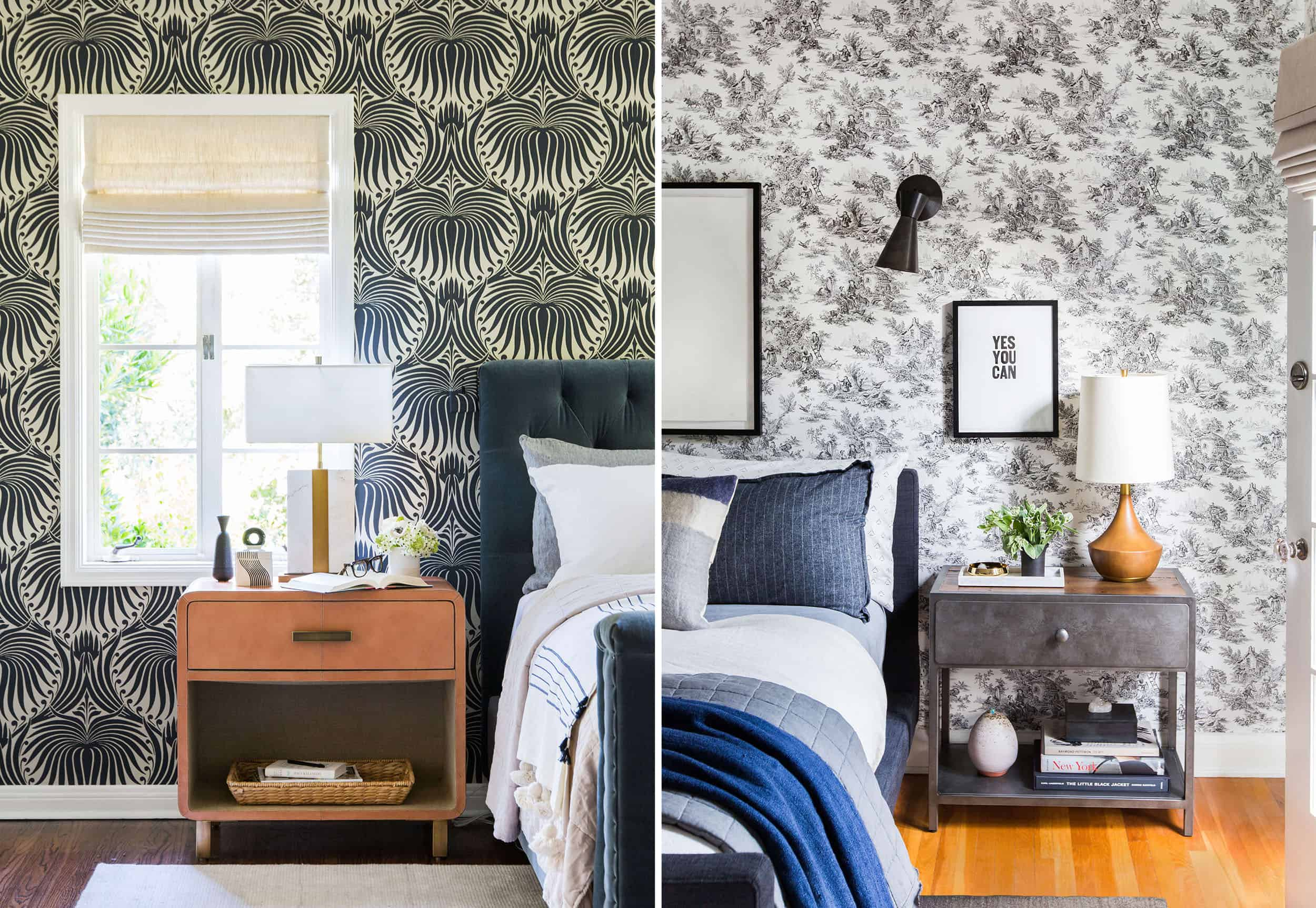 Emily Henderson Styling Bedside Tables 2