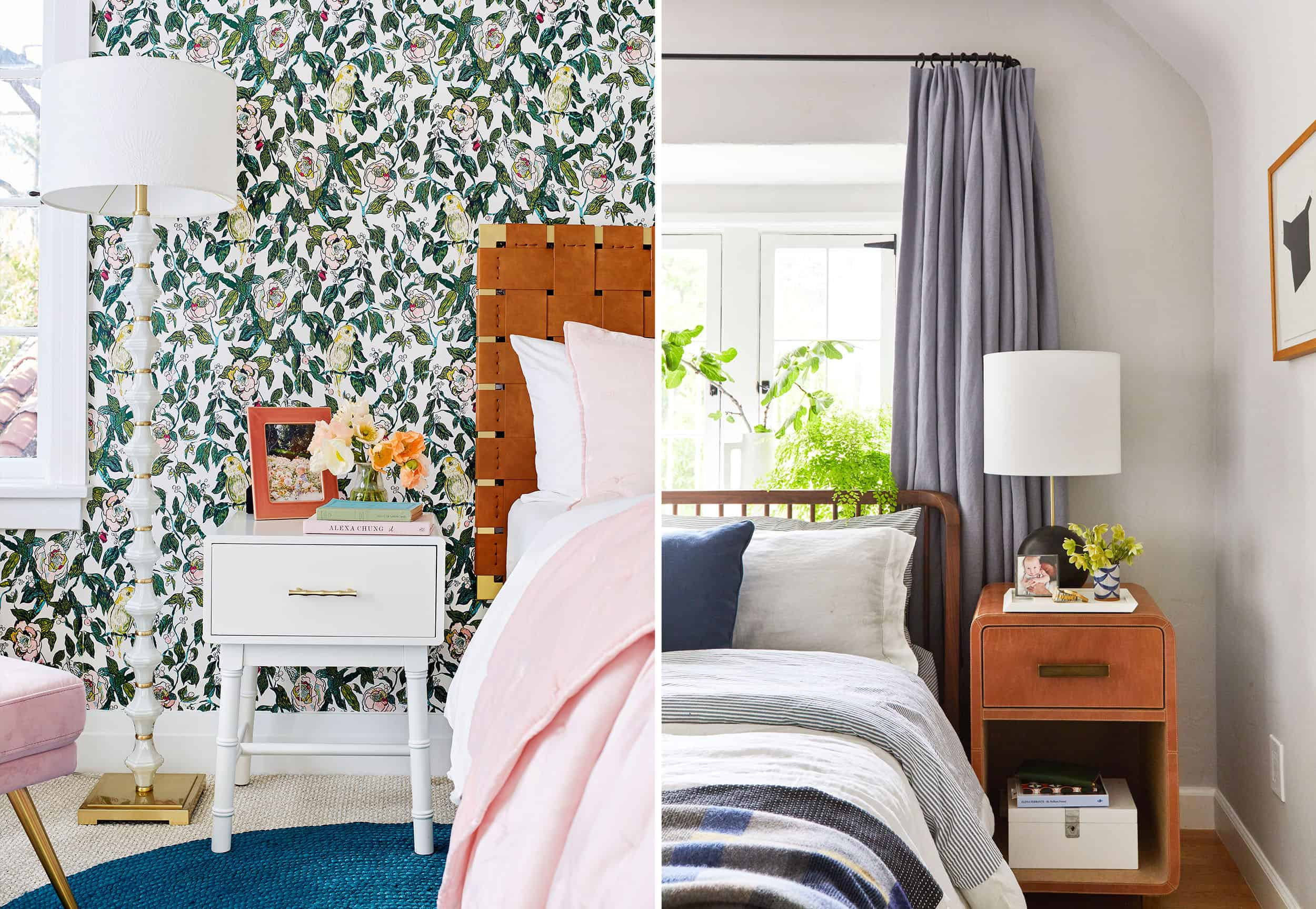 Emily Henderson Styling Bedside Tables 3