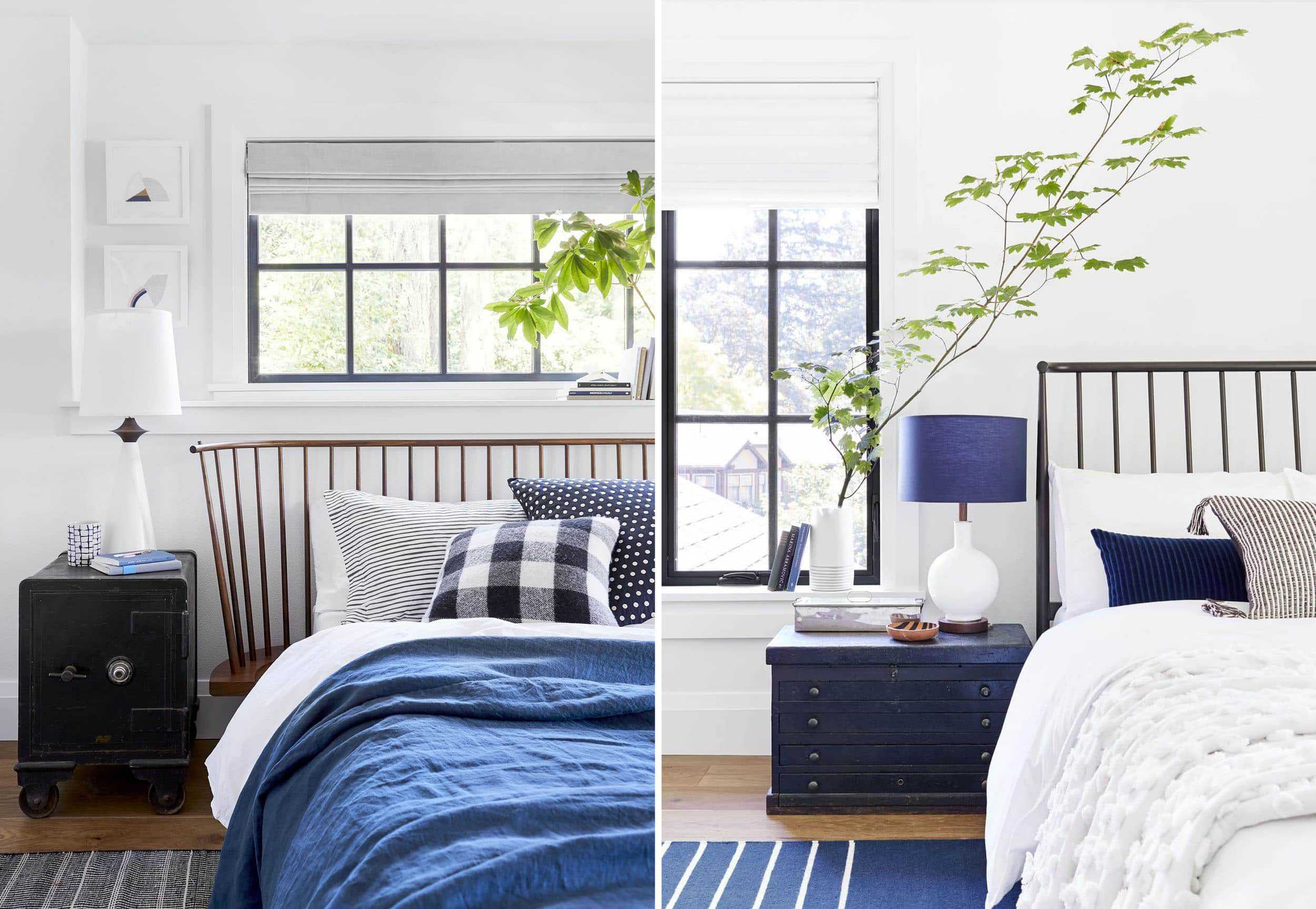 8 Easy Ways To Style Your Nightstand Like A Dang Pro Emily Henderson