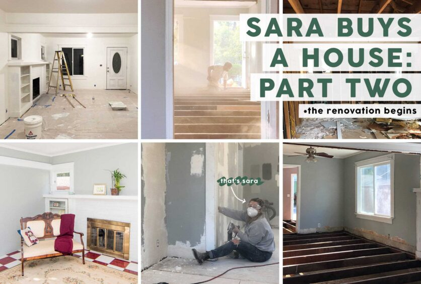 Sara Buys A House Part Two