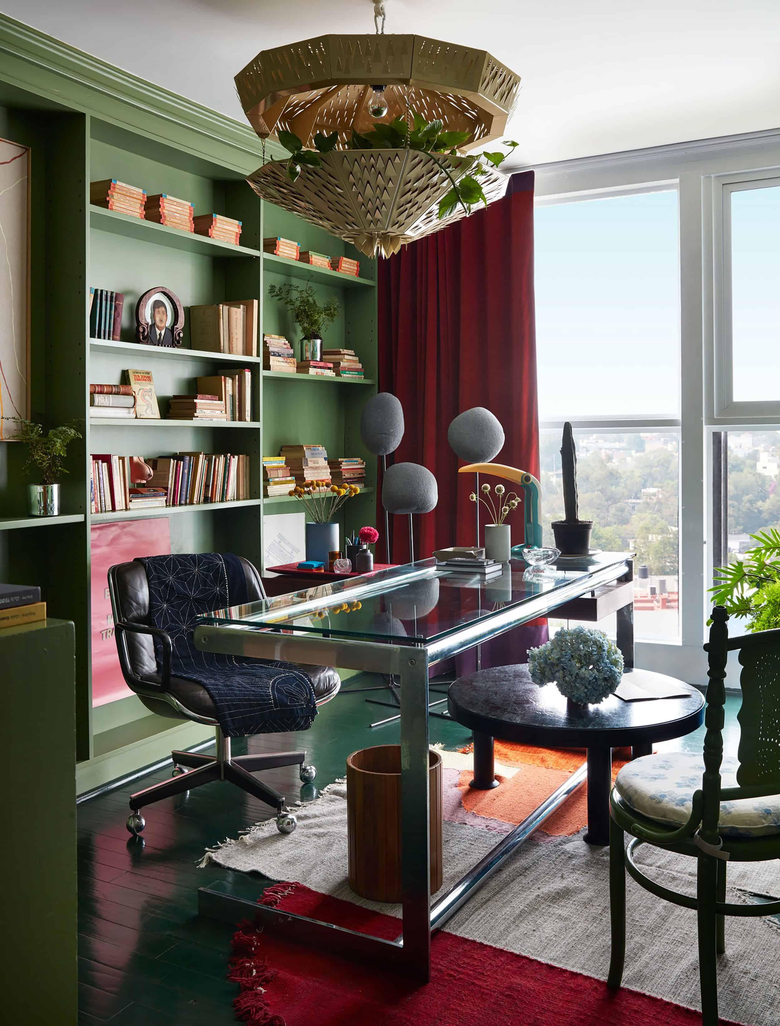 Image Via Architectural Digest Design By Rodman Primack