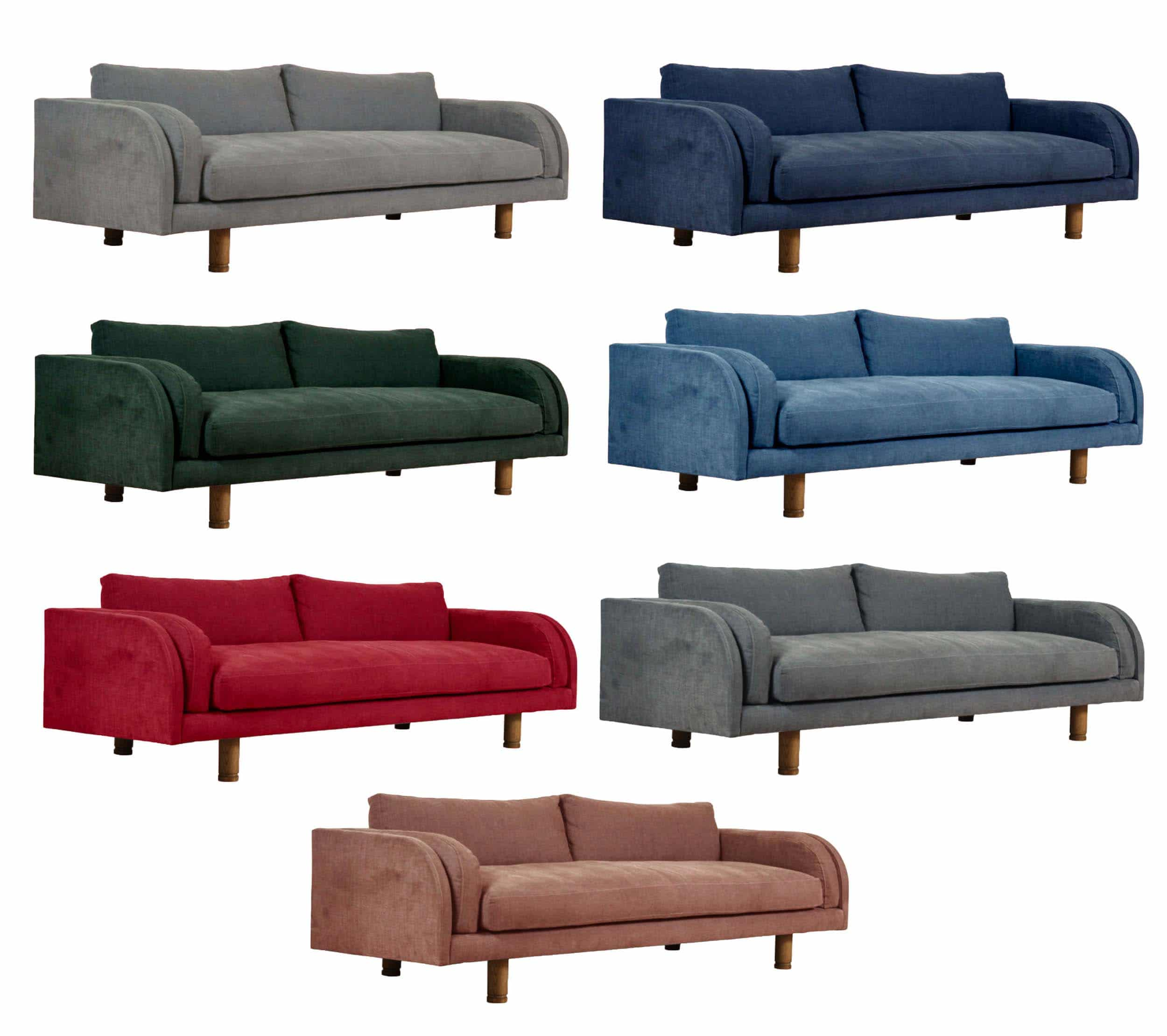 Sofa Colors Updated