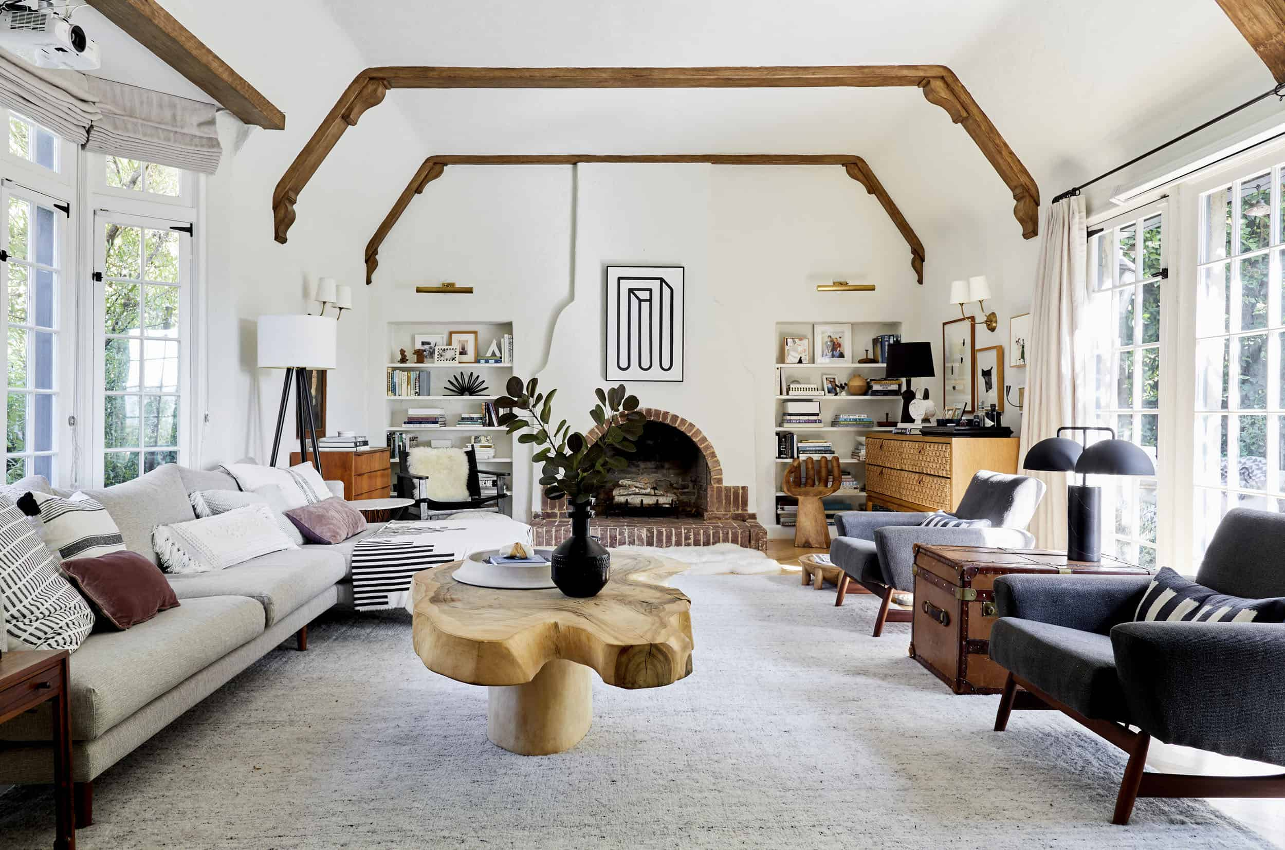 Emily Henderson Living Room Options 01