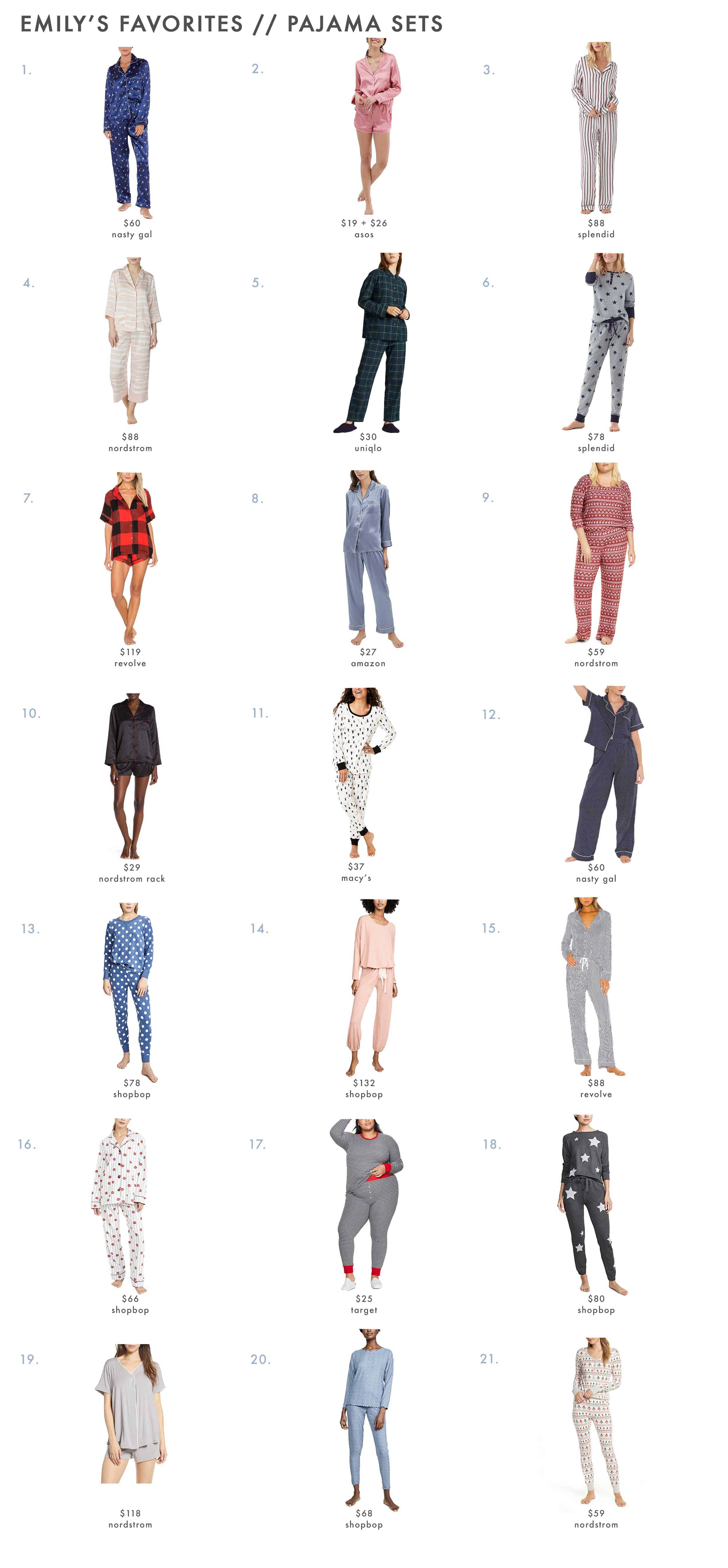 Emily Henderson Review Pajama Sets