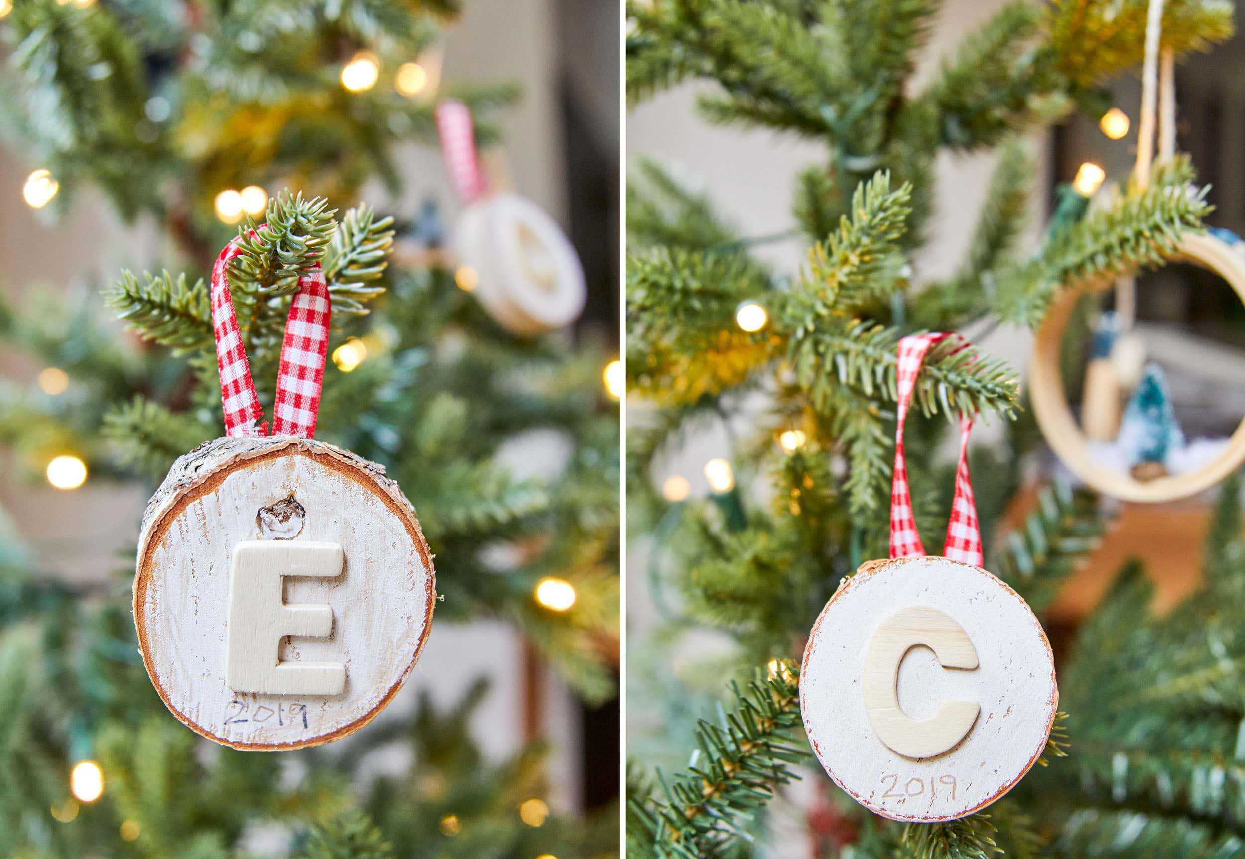 Emily Henderson Diy Ornaments Side By Side 1