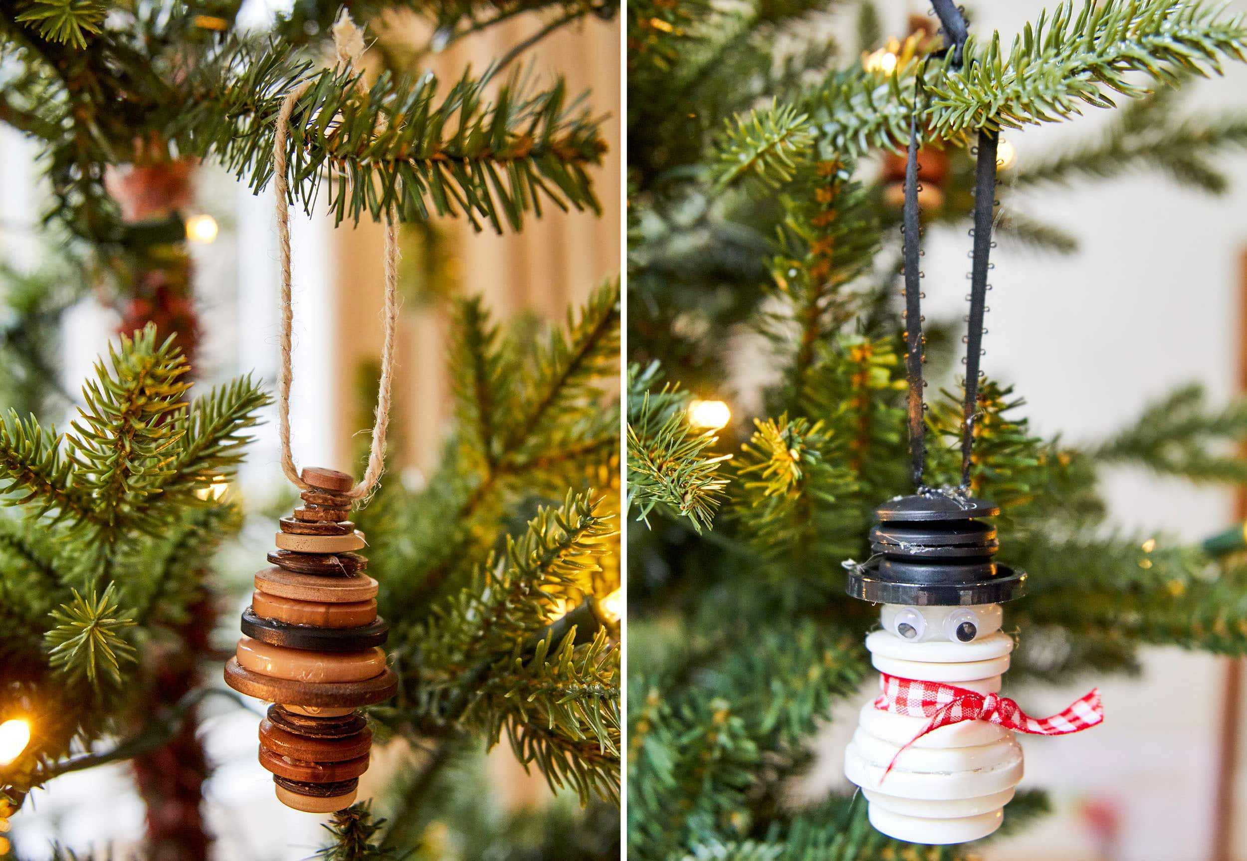 Emily Henderson Diy Ornaments Side By Side 2