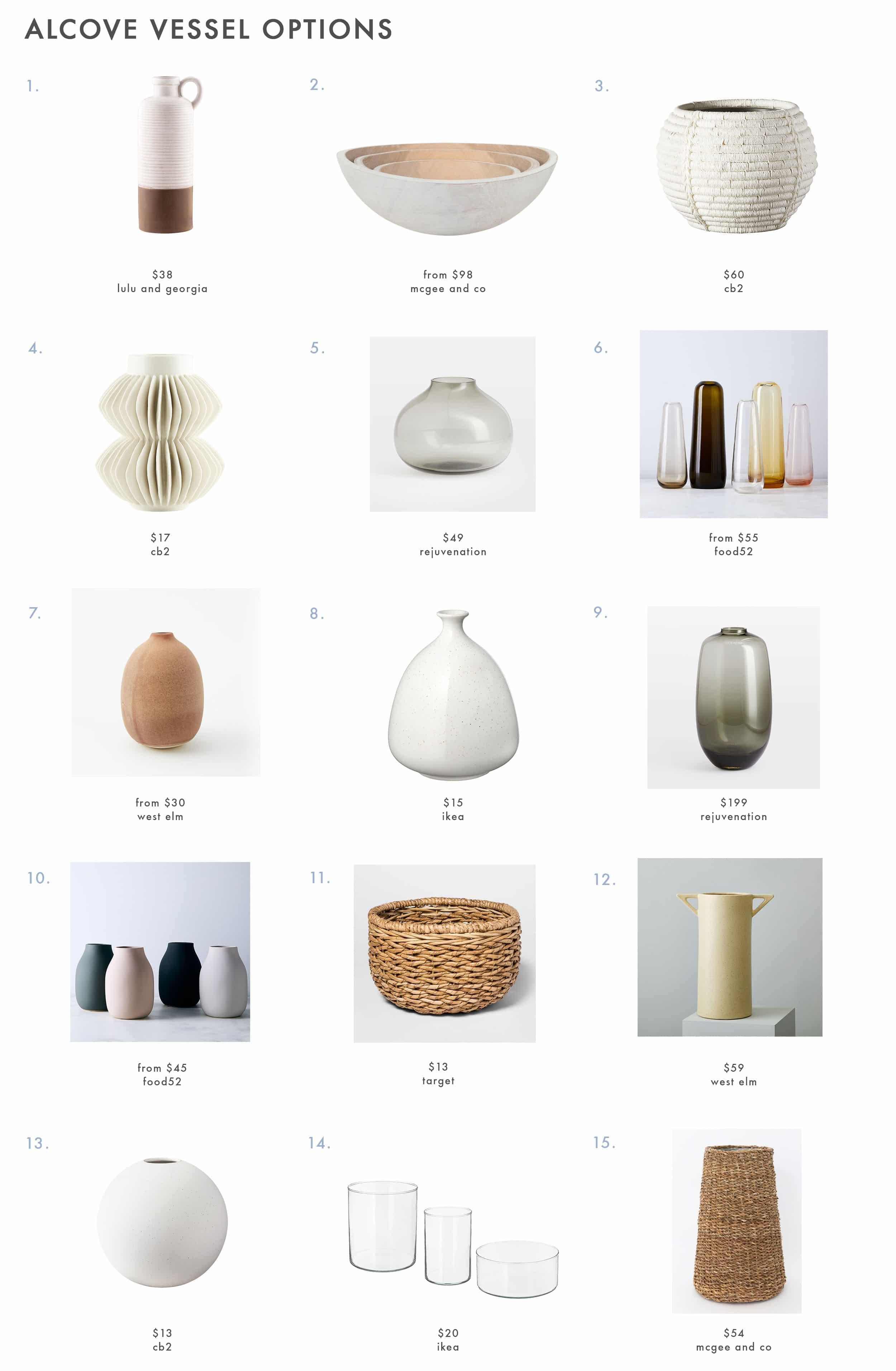 Emily Henderson Design Agony Alcove Roundup