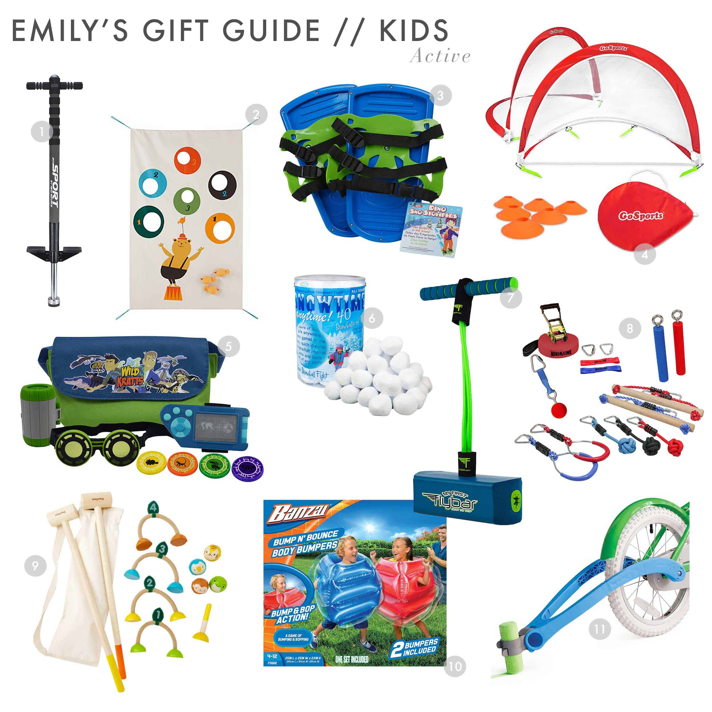Emily Henderson Gg Kids Active New
