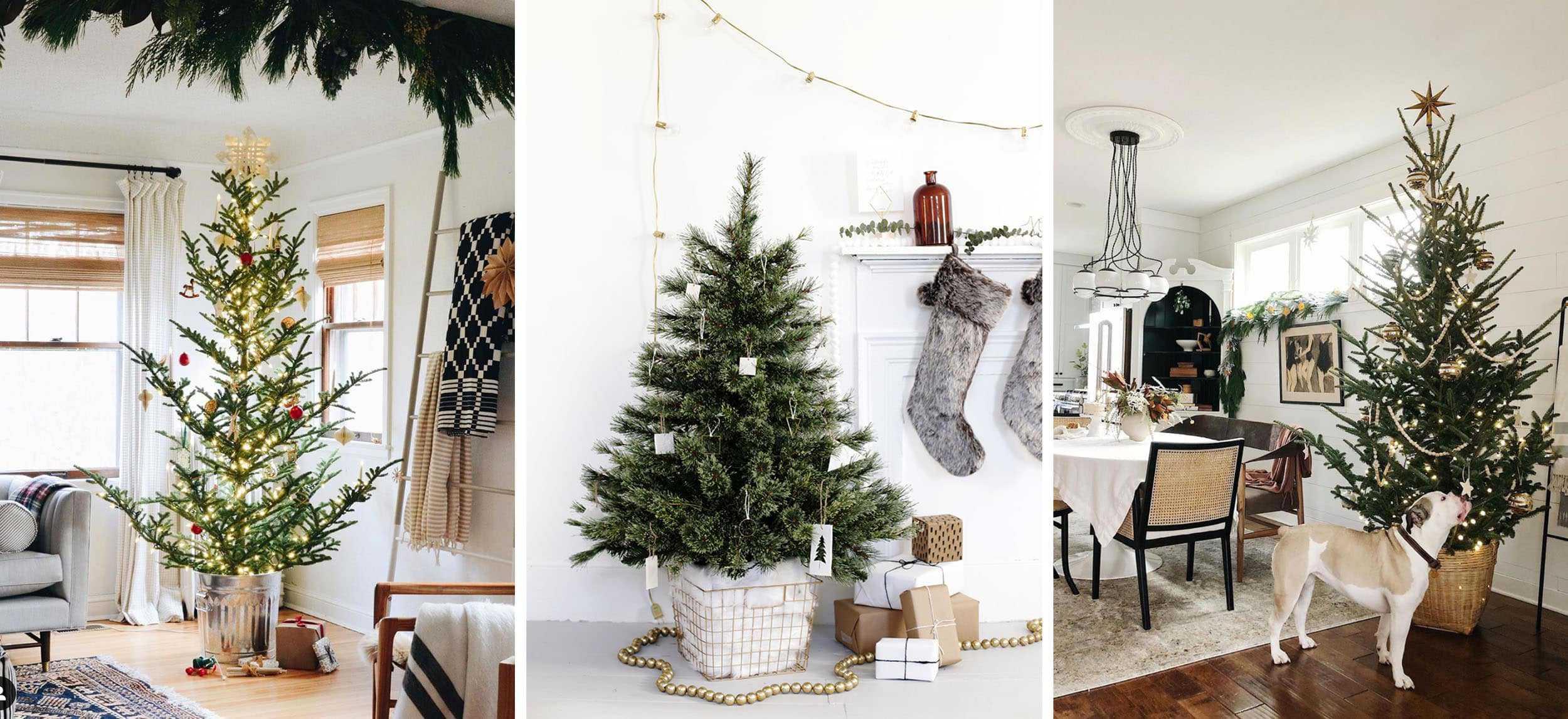Emily Henderson Holiday 2019 New Decor Ideas Bin Tree