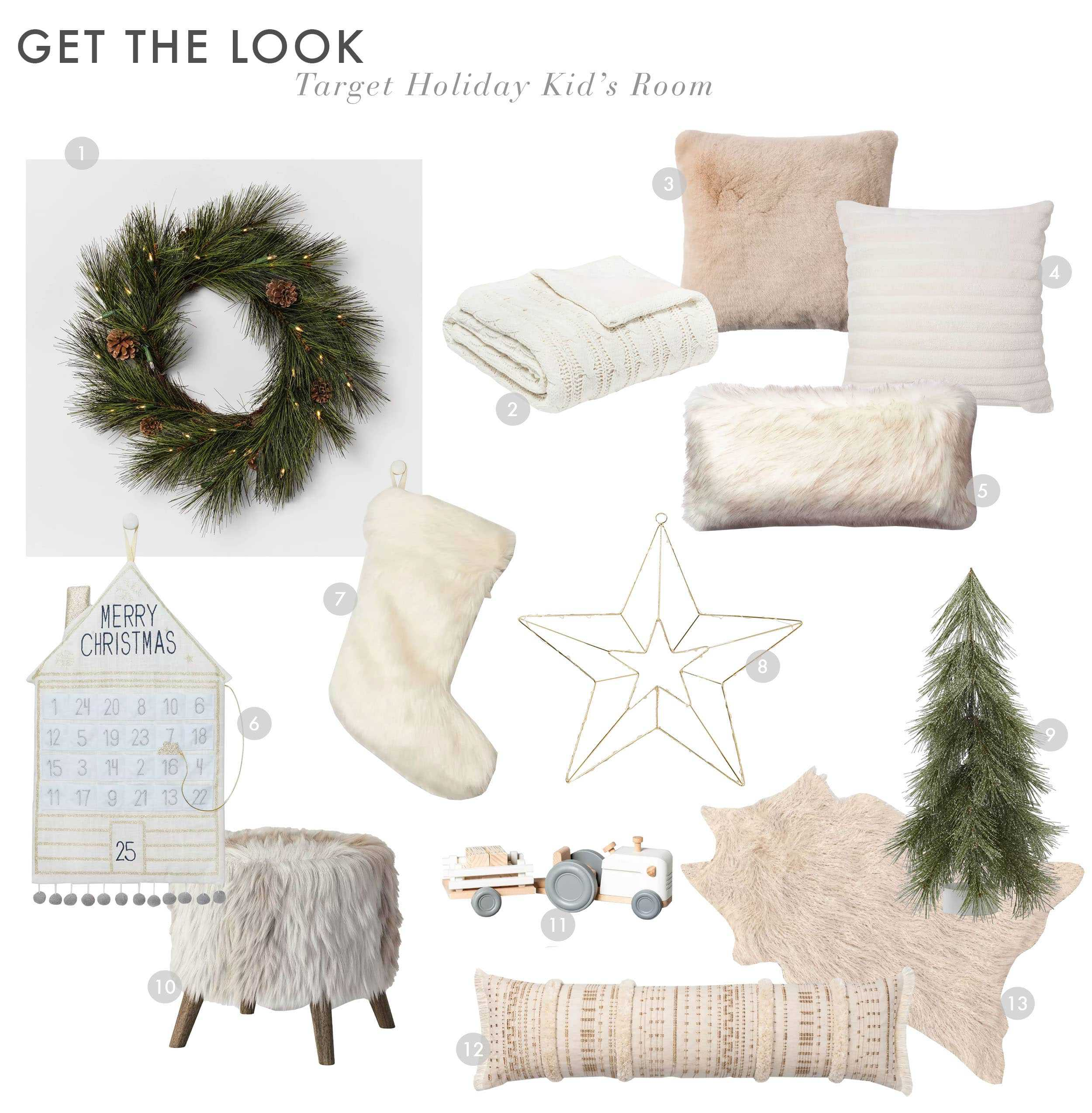 Emily Henderson Target Mountain House Holiday Kid S Room