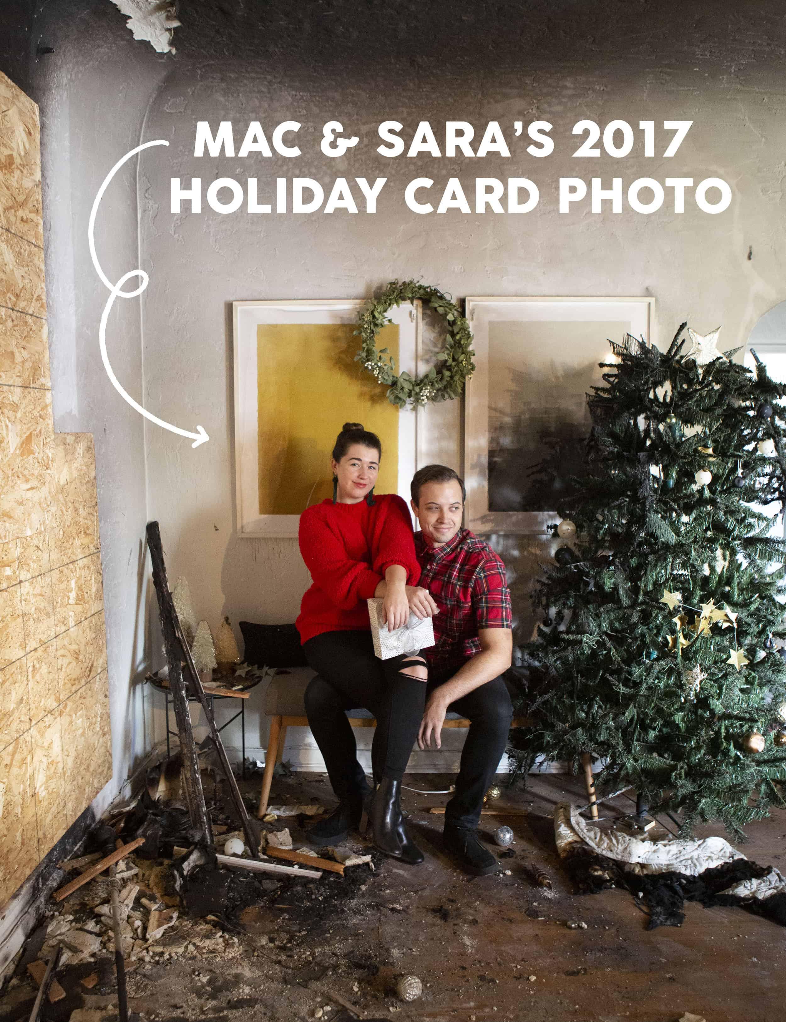 Sara&macchristmascard