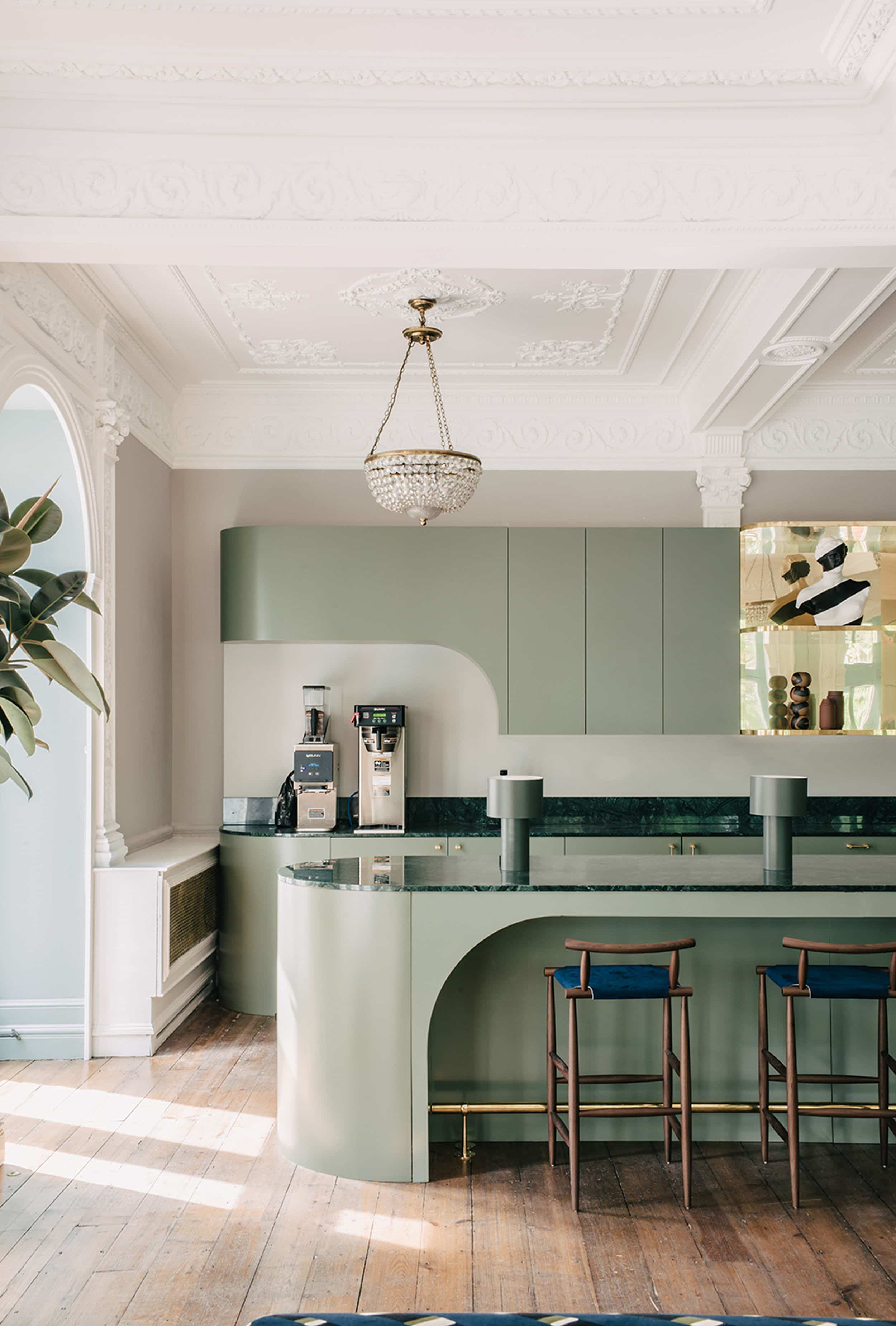 Emily Henderson 2020 Kitchen Trends Unexpected Shapes 1