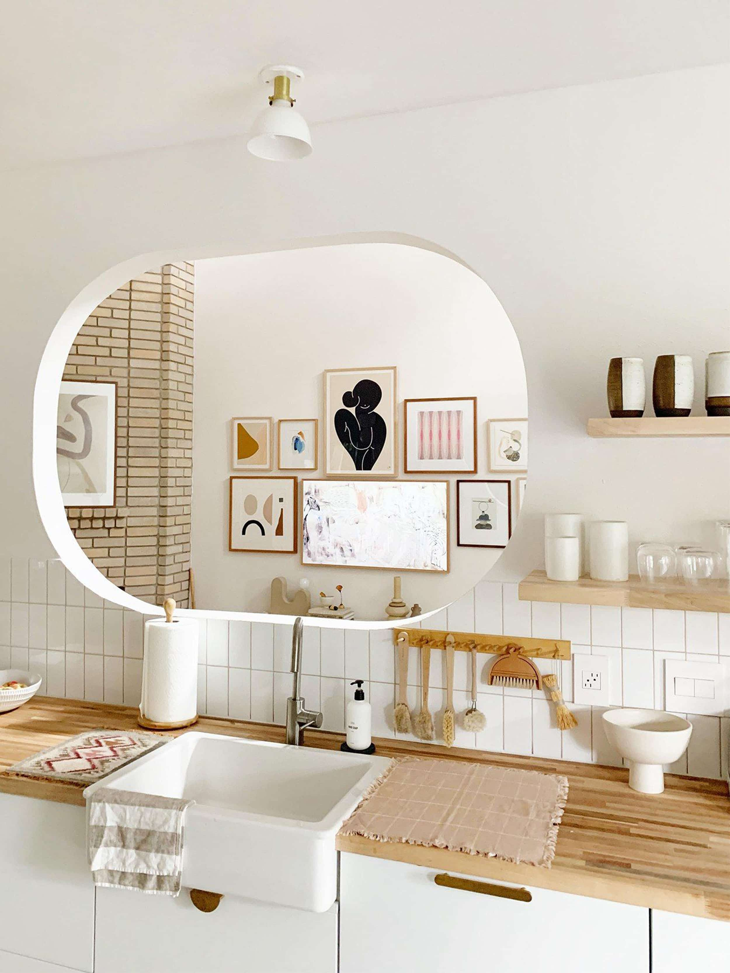 Emily Henderson 2020 Kitchen Trends Unexpected Shapes 2