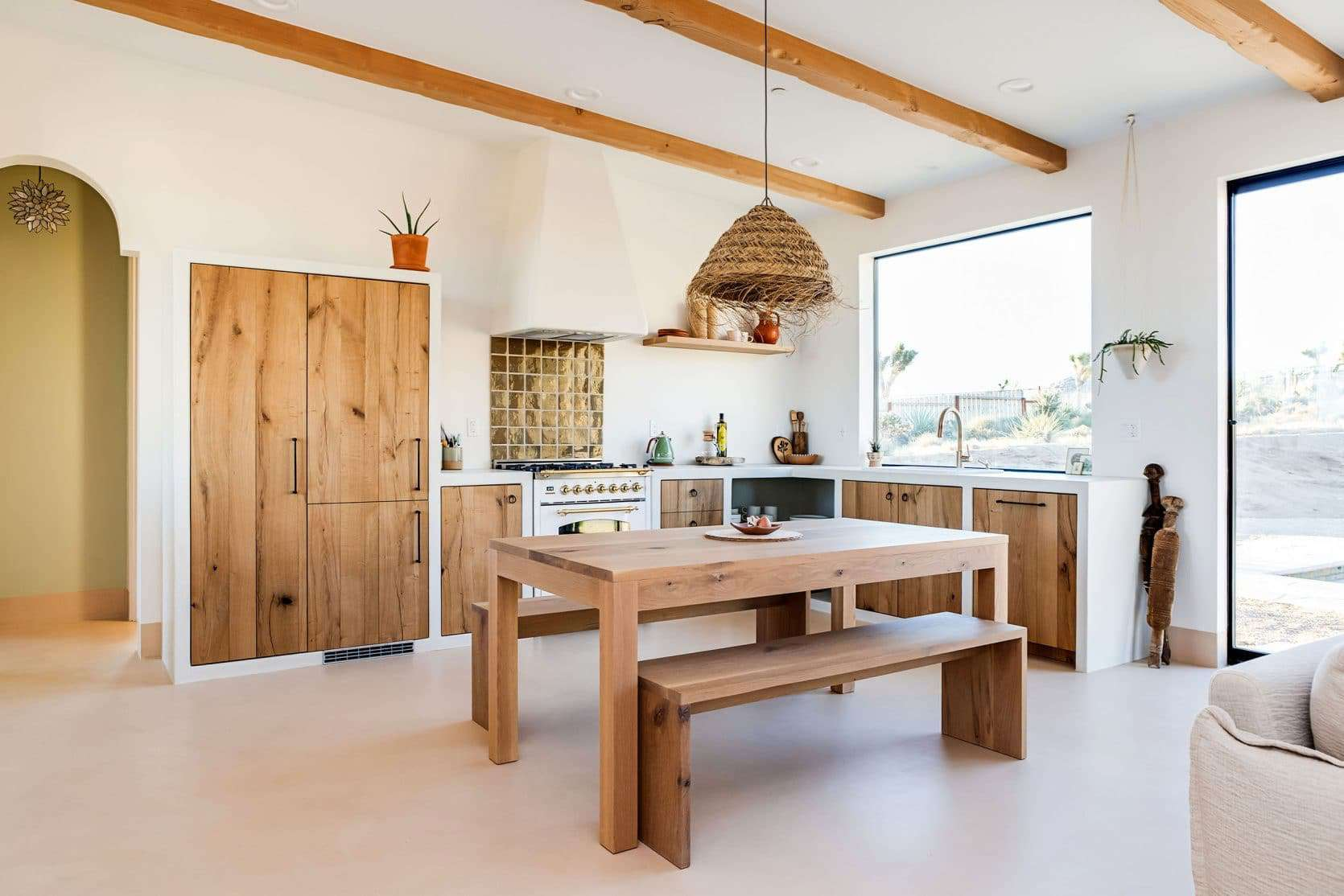 Emily Henderson 2020 Kitchen Trends Wood And Plaster 4