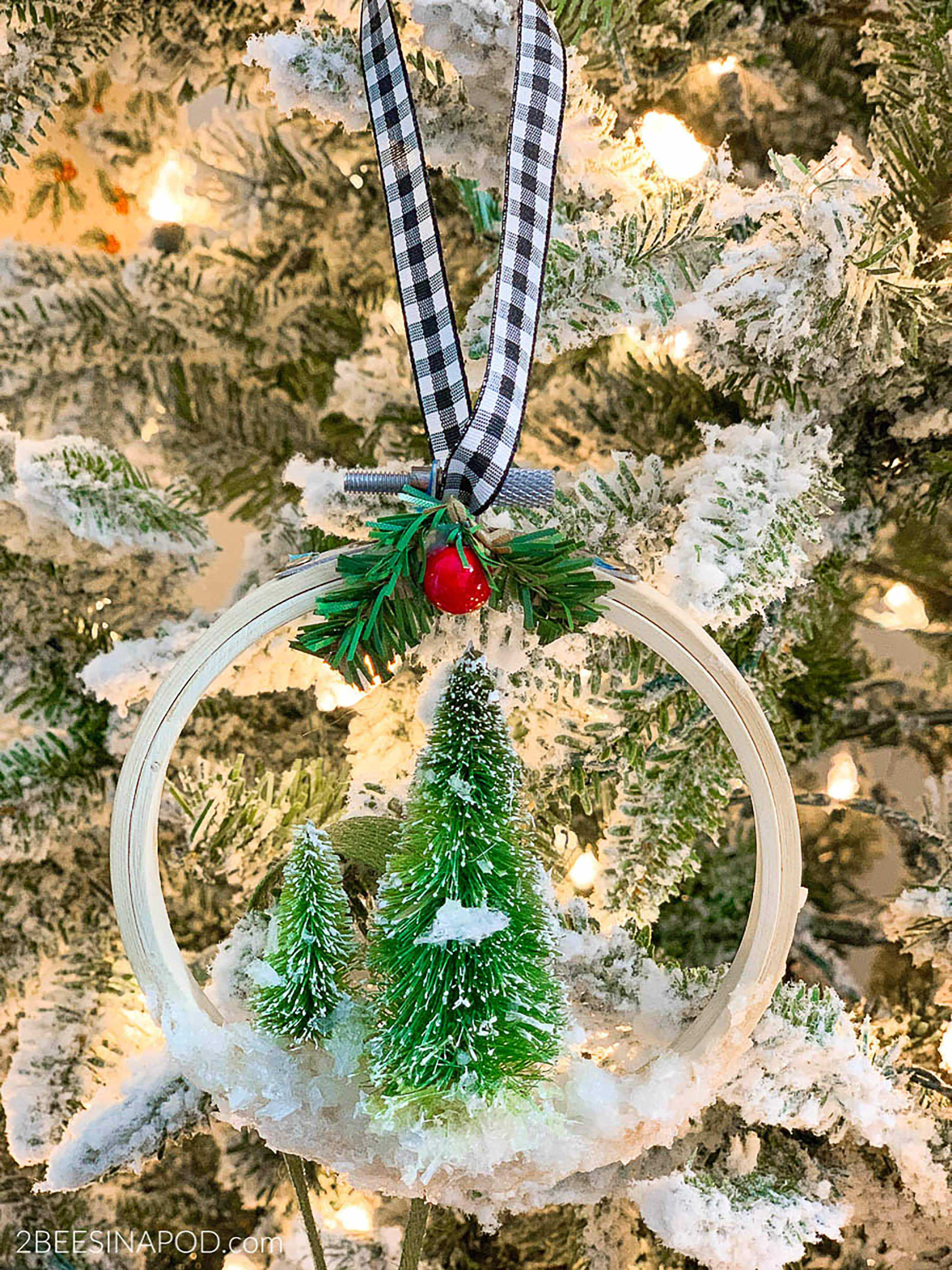 Emily Henderson Diy Ornaments 2