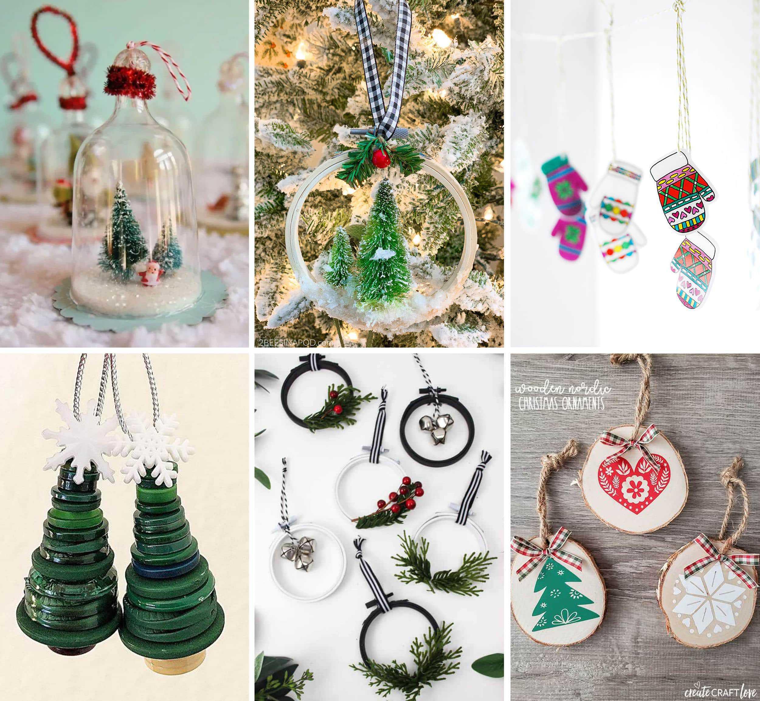 Emily Henderson Diy Ornaments Roundup 1