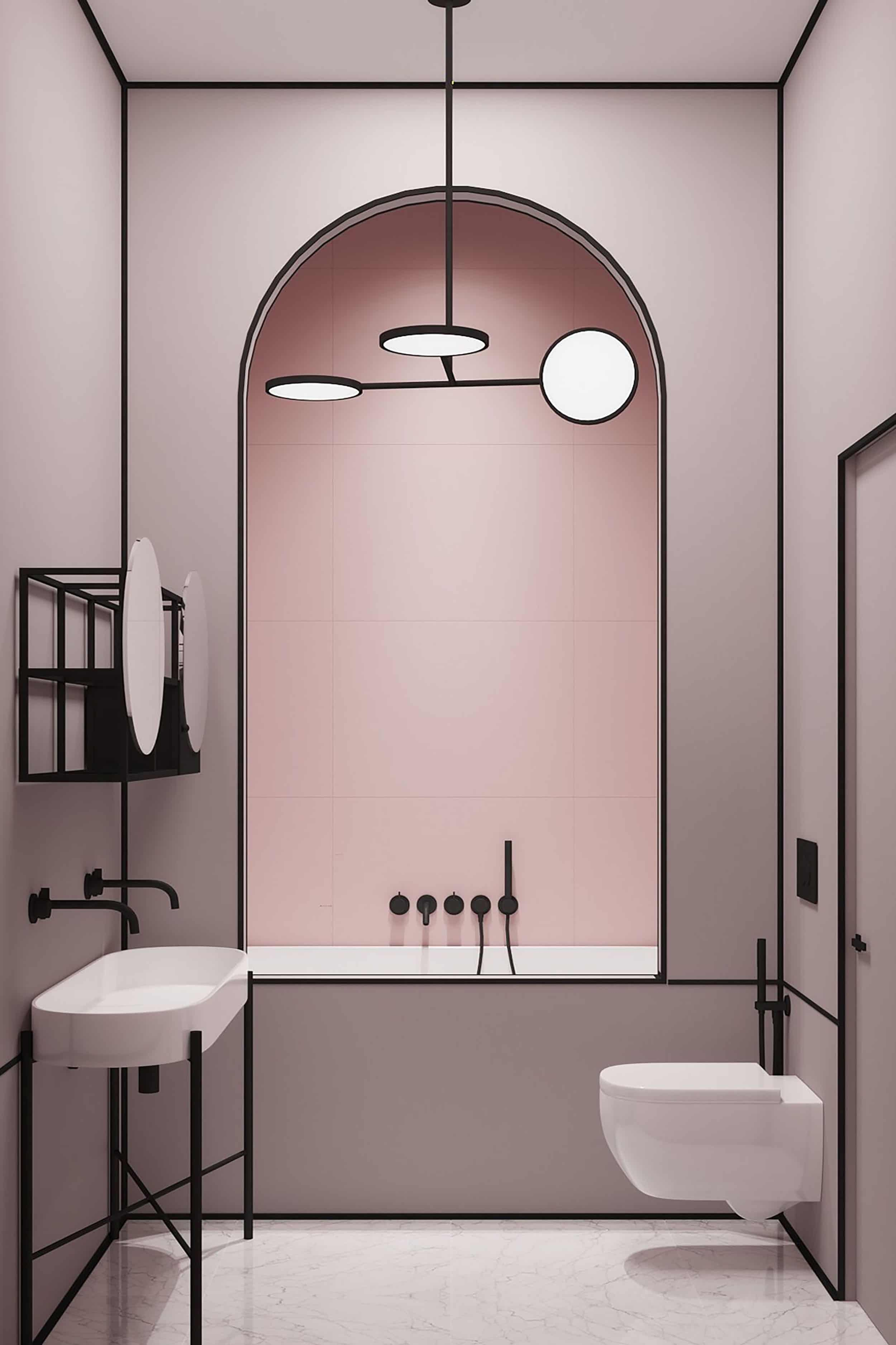 Emily Henderson 2020 bathroom trends5