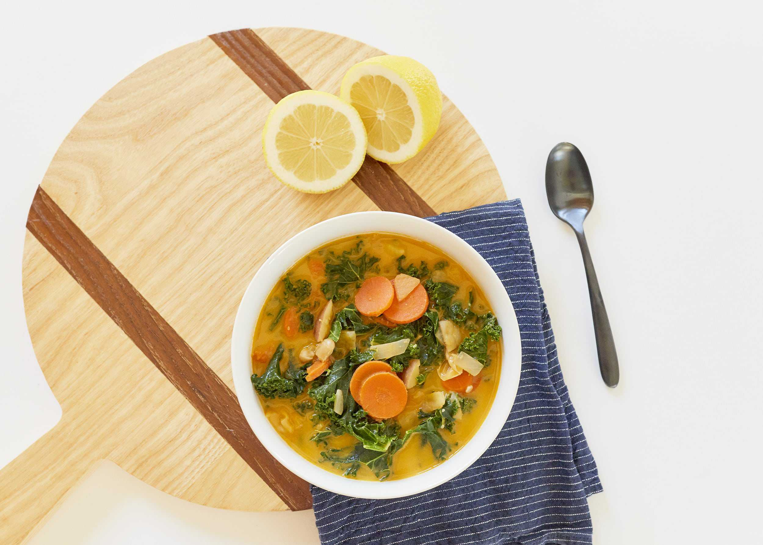 Emily Henderson Delicious And Healthy Soup 5