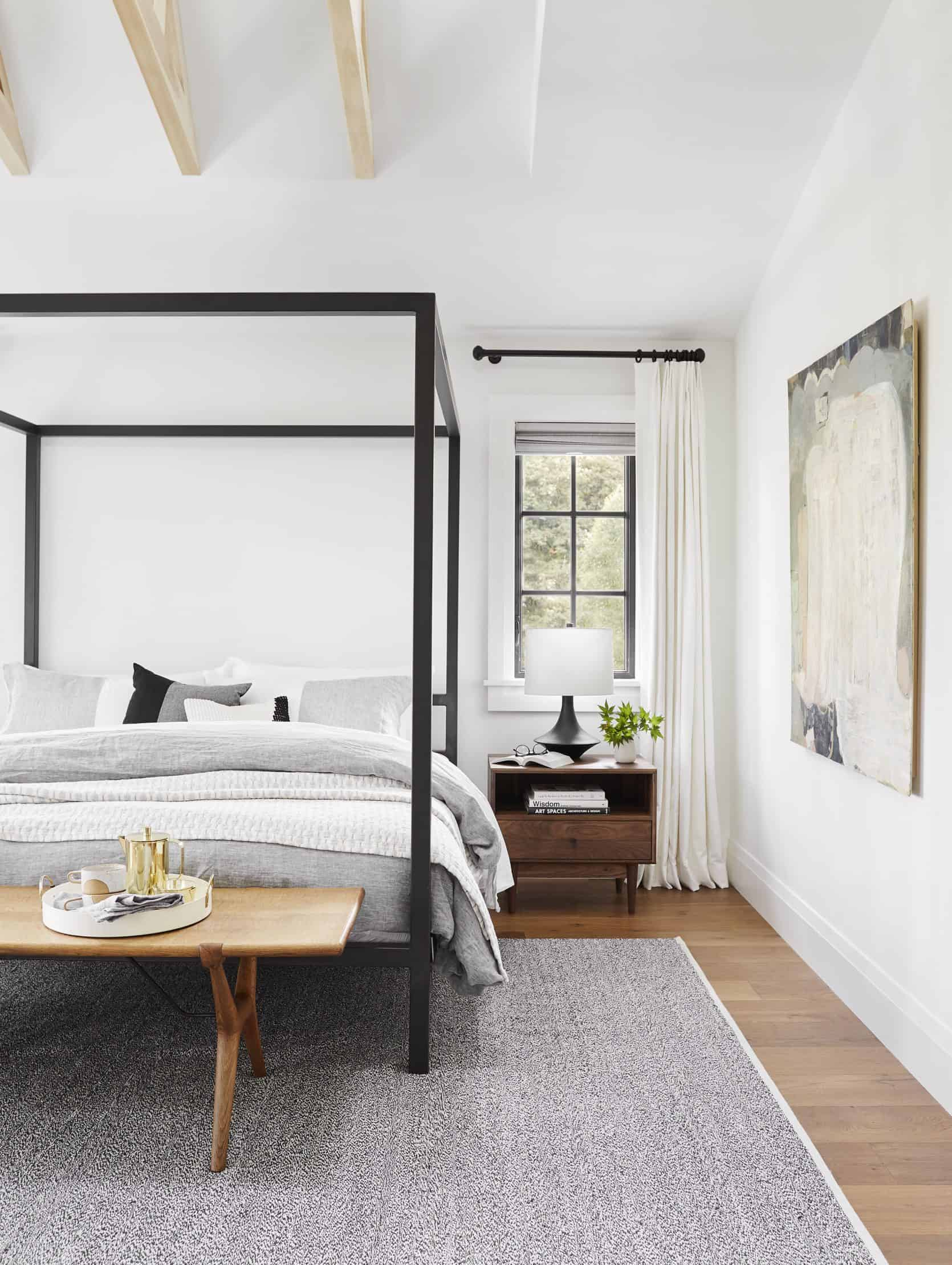 Emily Henderson Portland Traditional Master Bedroom1