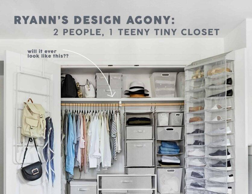 Emily Henderson Small Closet Ideas1