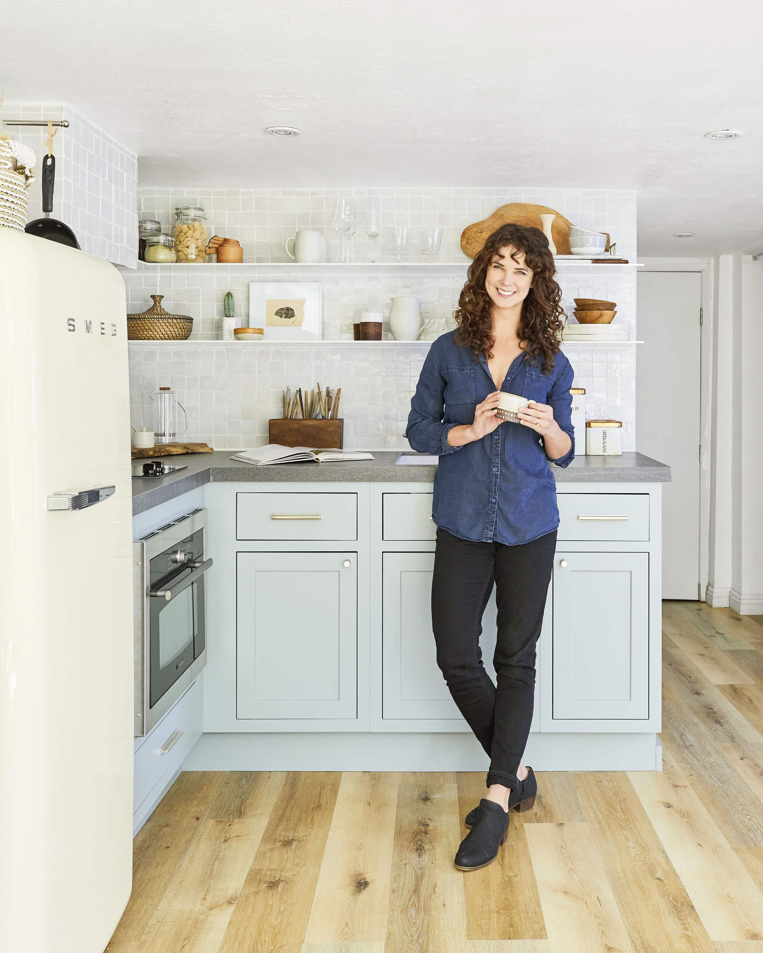 Emily Henderson Velinda Helen Small Kitchen Space 14