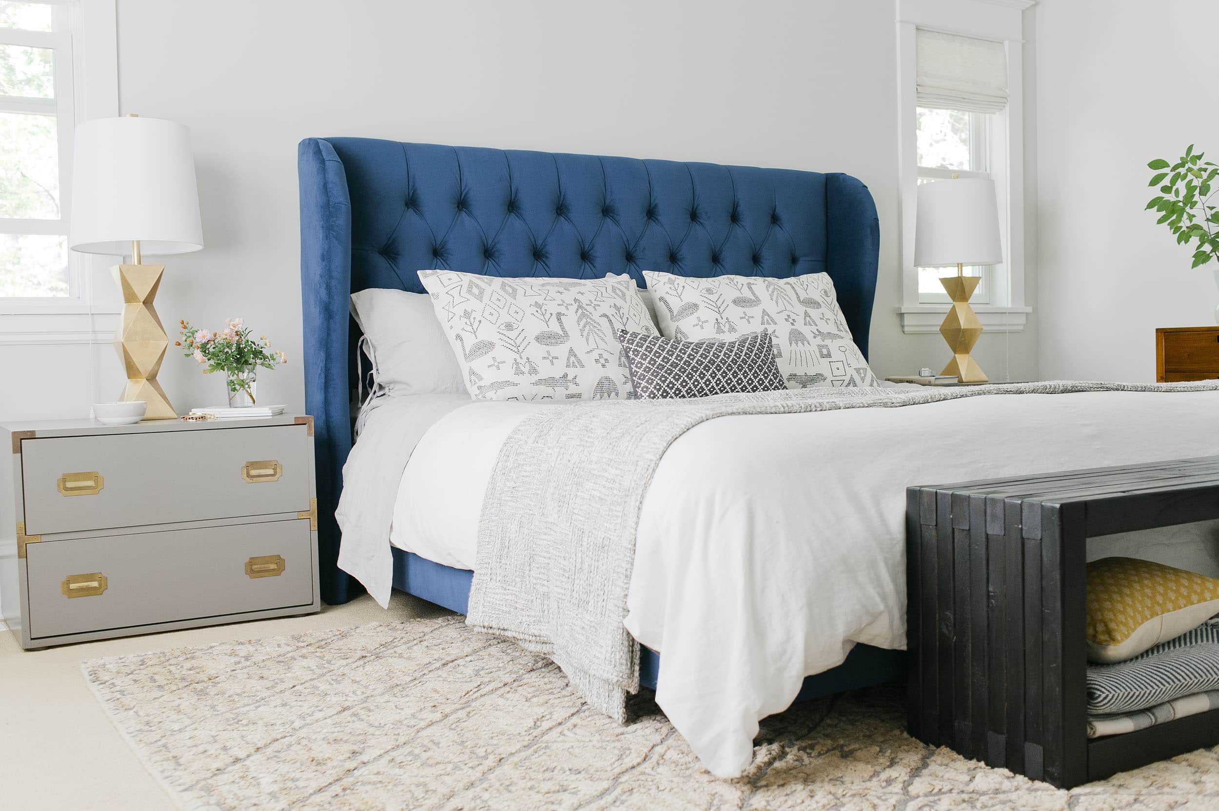 Emily Henderson How To Make A Bed 11