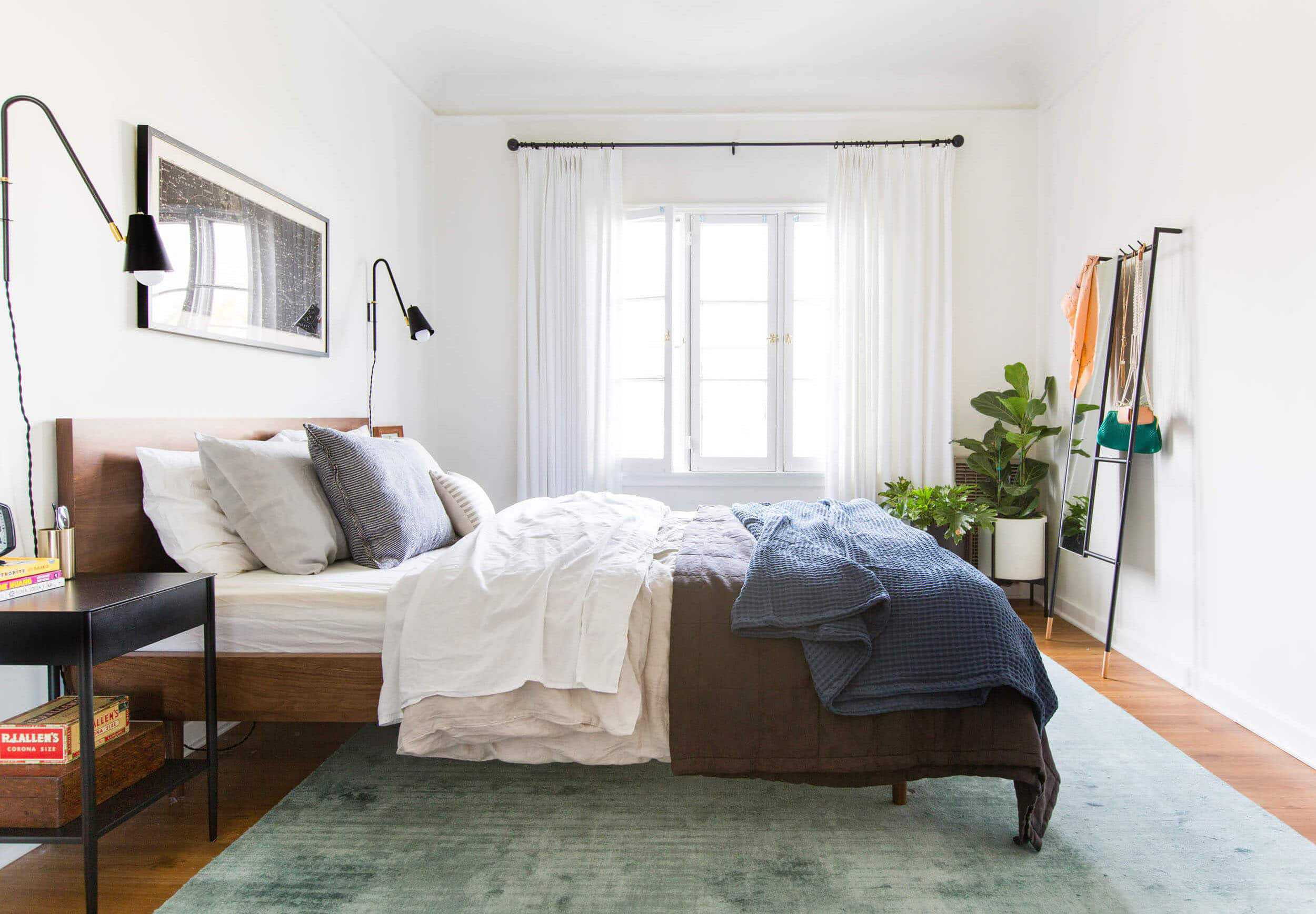 Emily Henderson How To Make A Bed 9