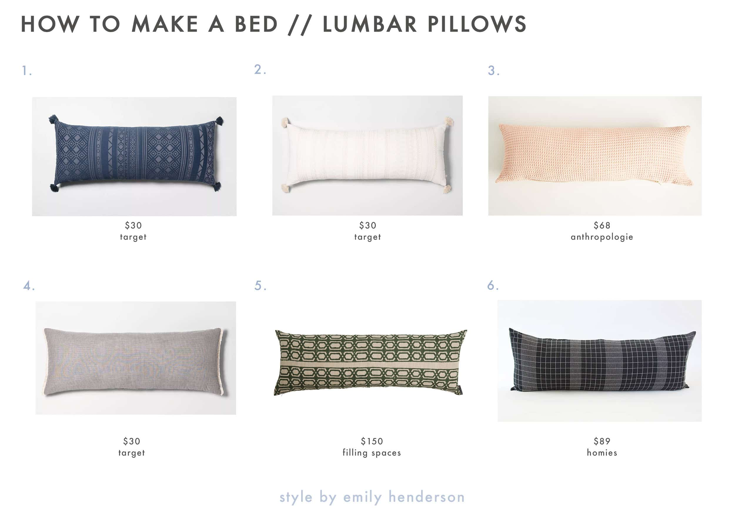 The Right Way To Make Your Bed Our 5 Best Formulas Emily Henderson