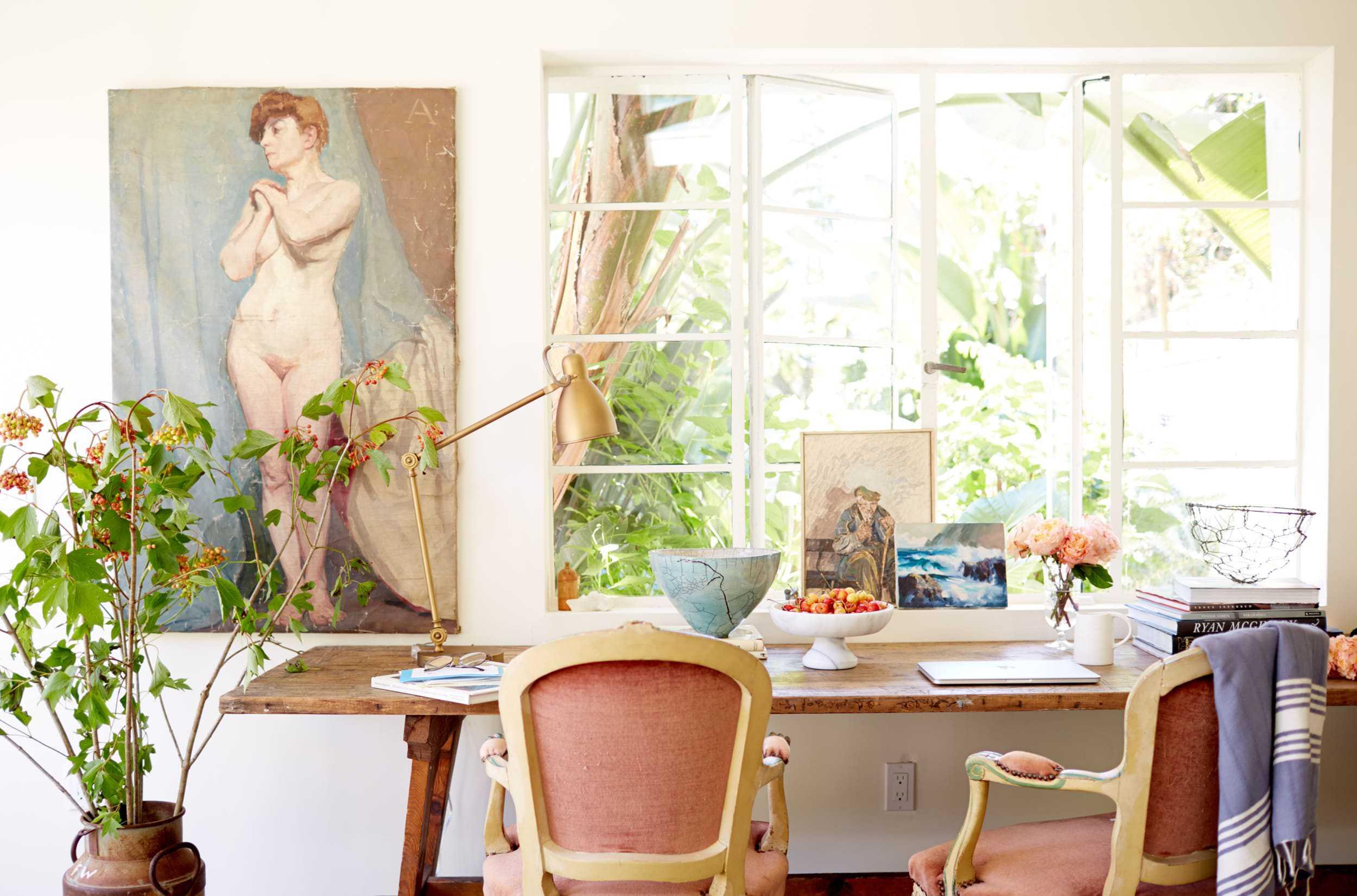 Emily Henderson Where To Hang Art 20