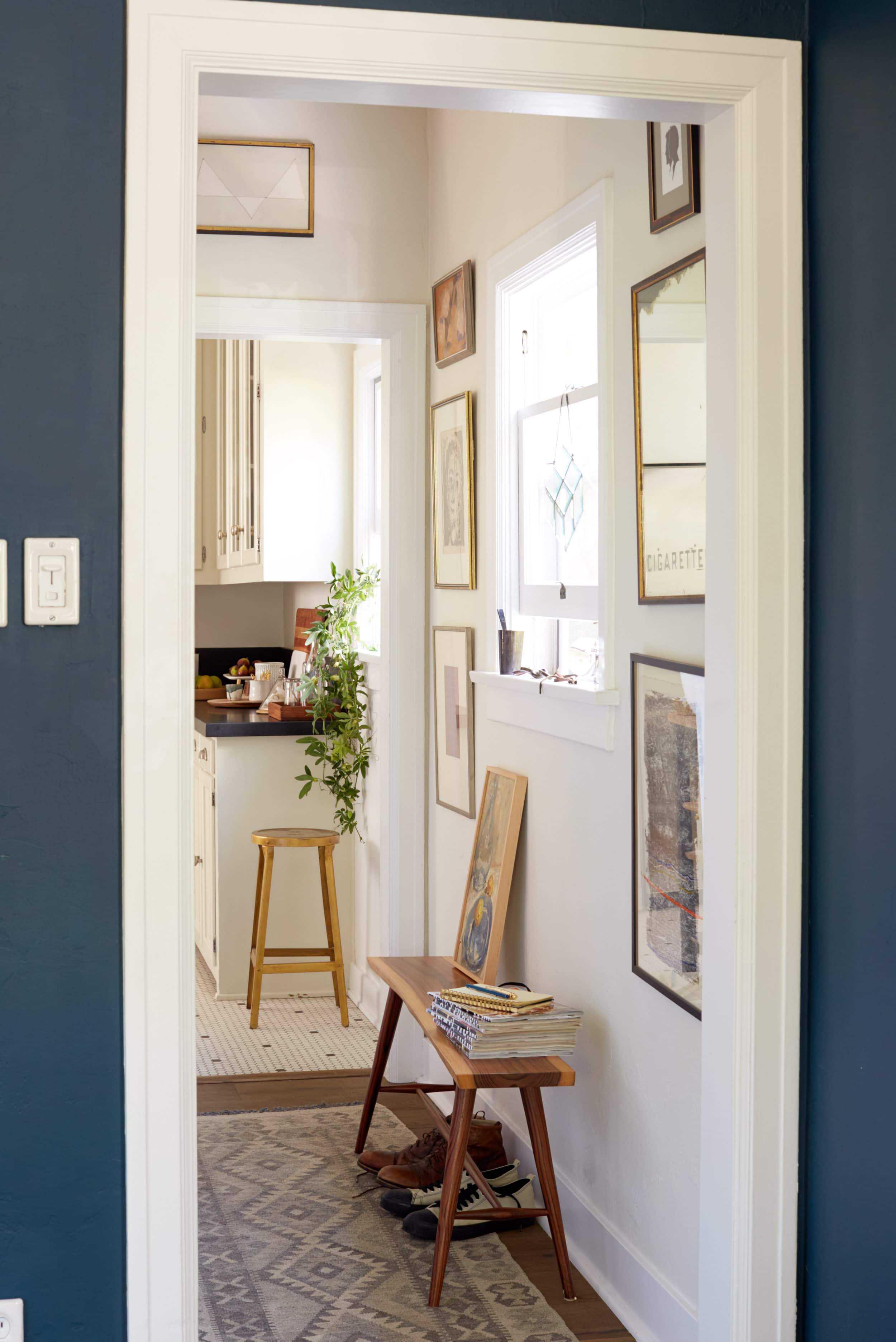 Emily Henderson Where To Hang Art 22