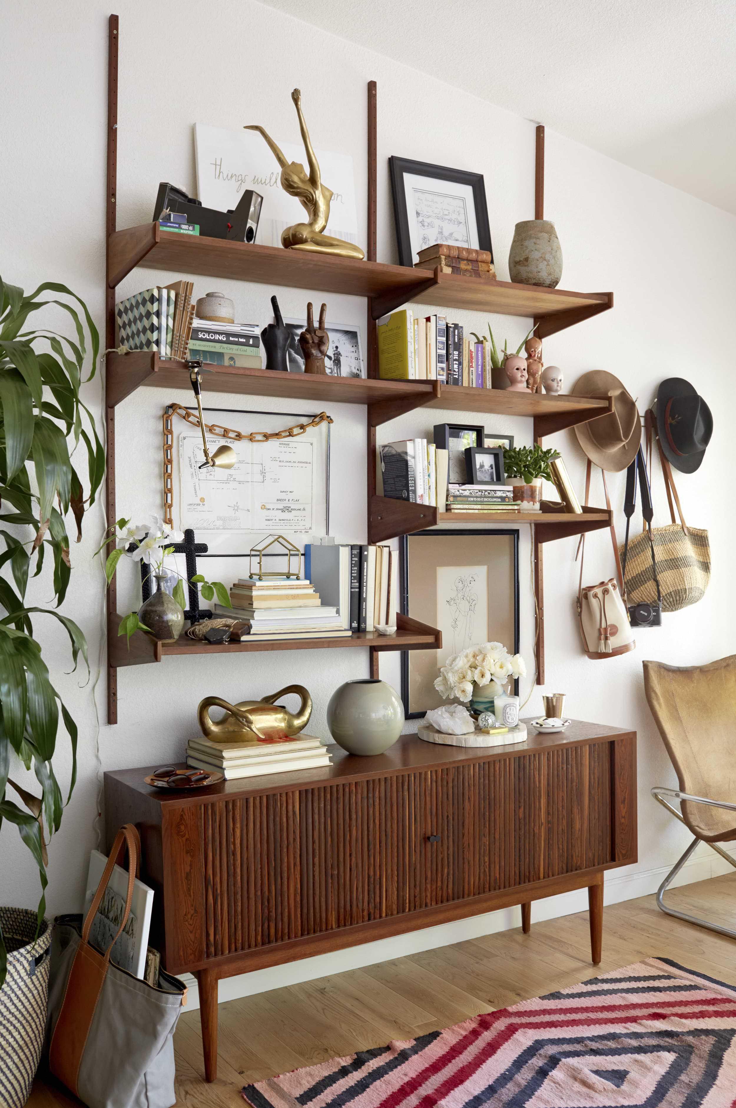 Emily Henderson Where To Hang Art 34
