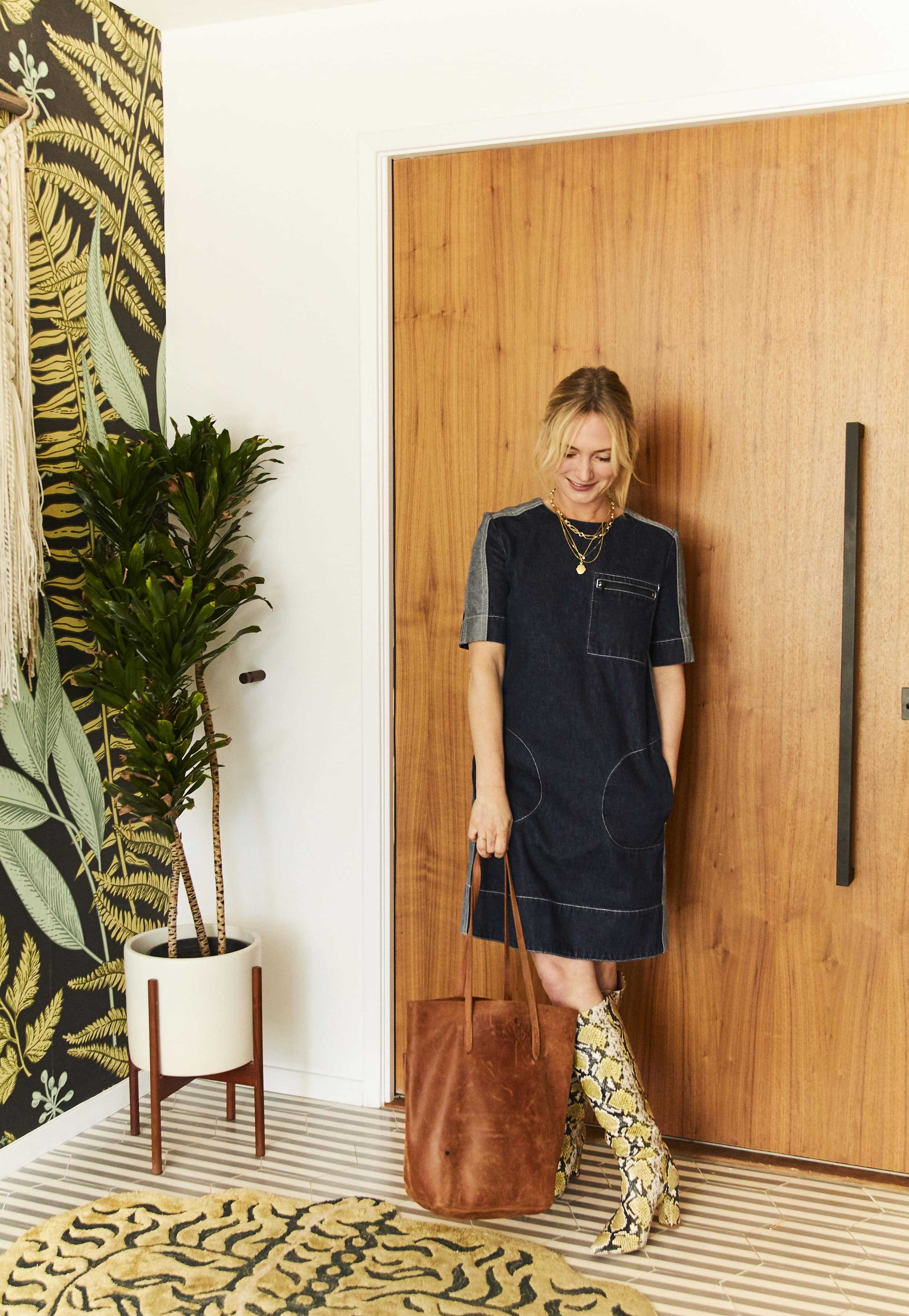 Emily Henderson rent the runway review2