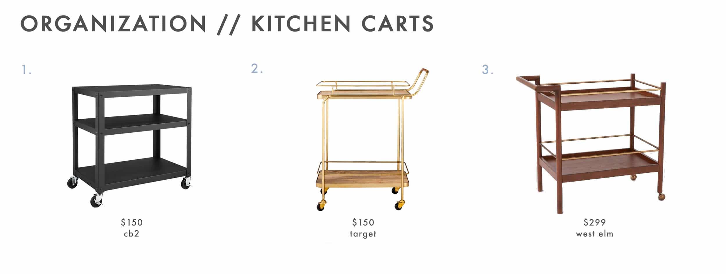 Updatedemily Henderson Org Bar Carts
