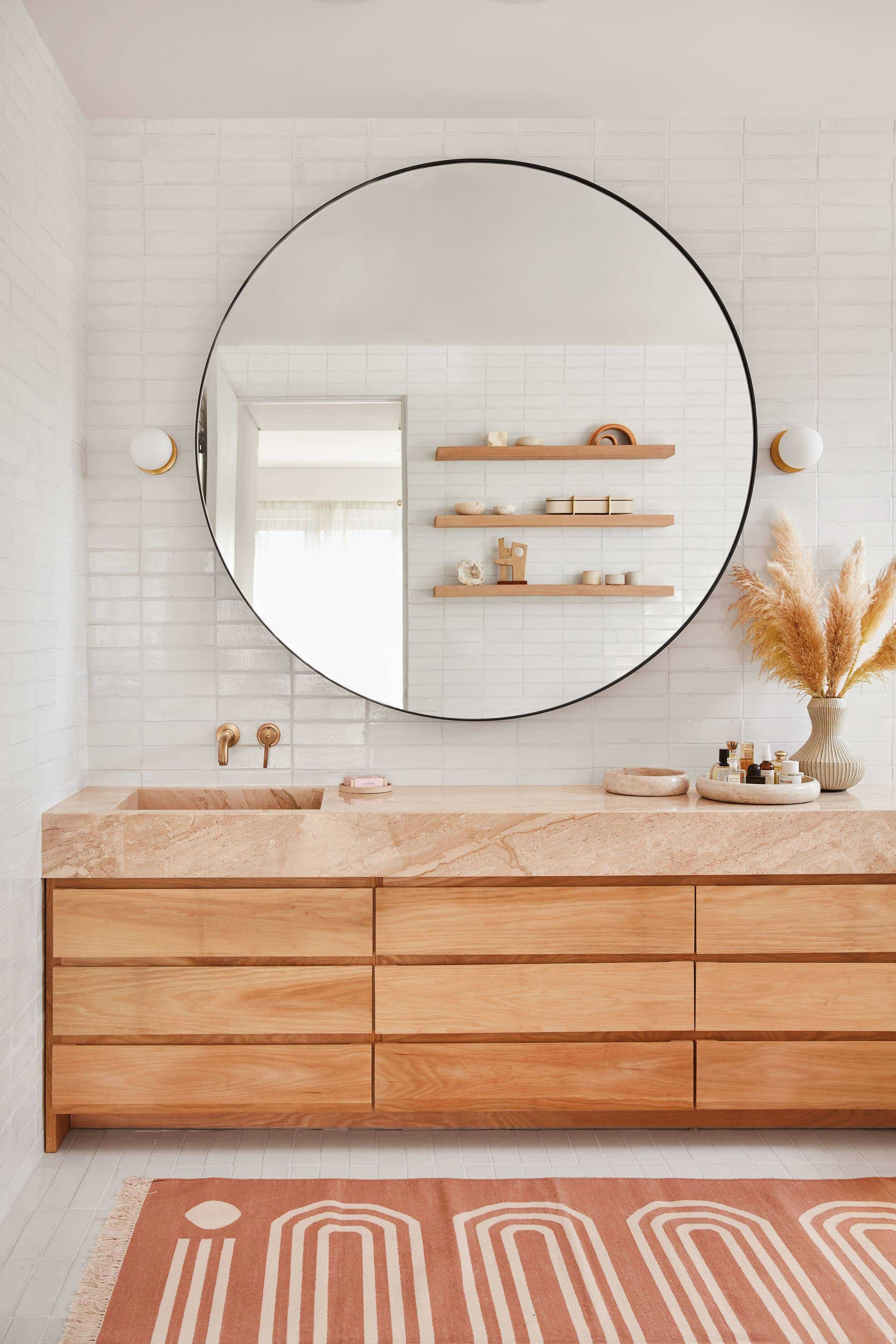 Emily Henderson 2020 bathroom trends17