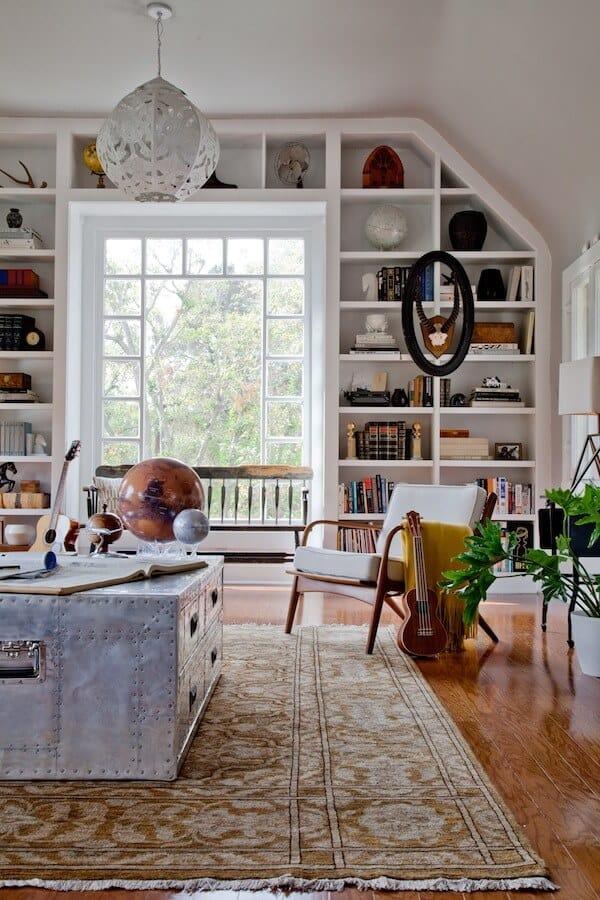 Mid Century Living Room3