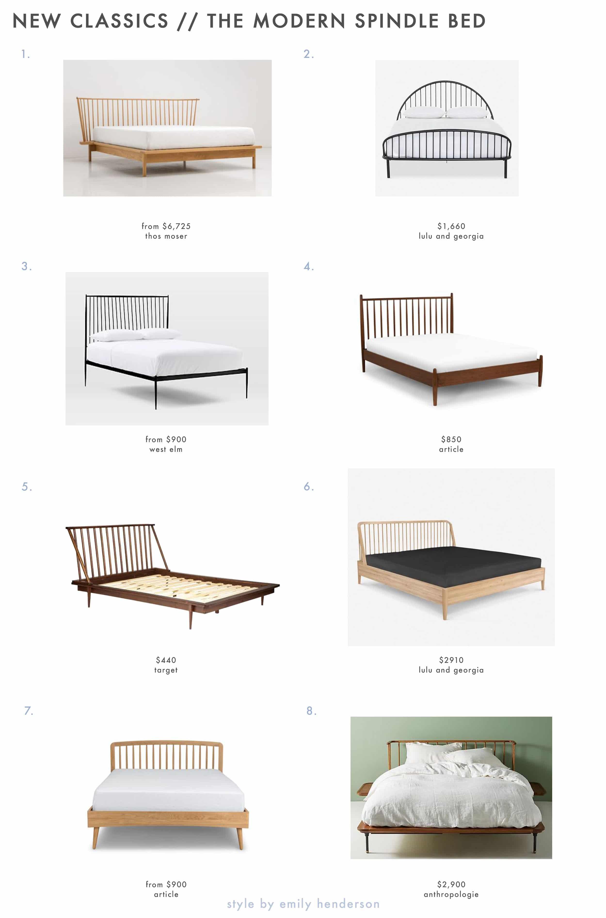New Classics Beds 1