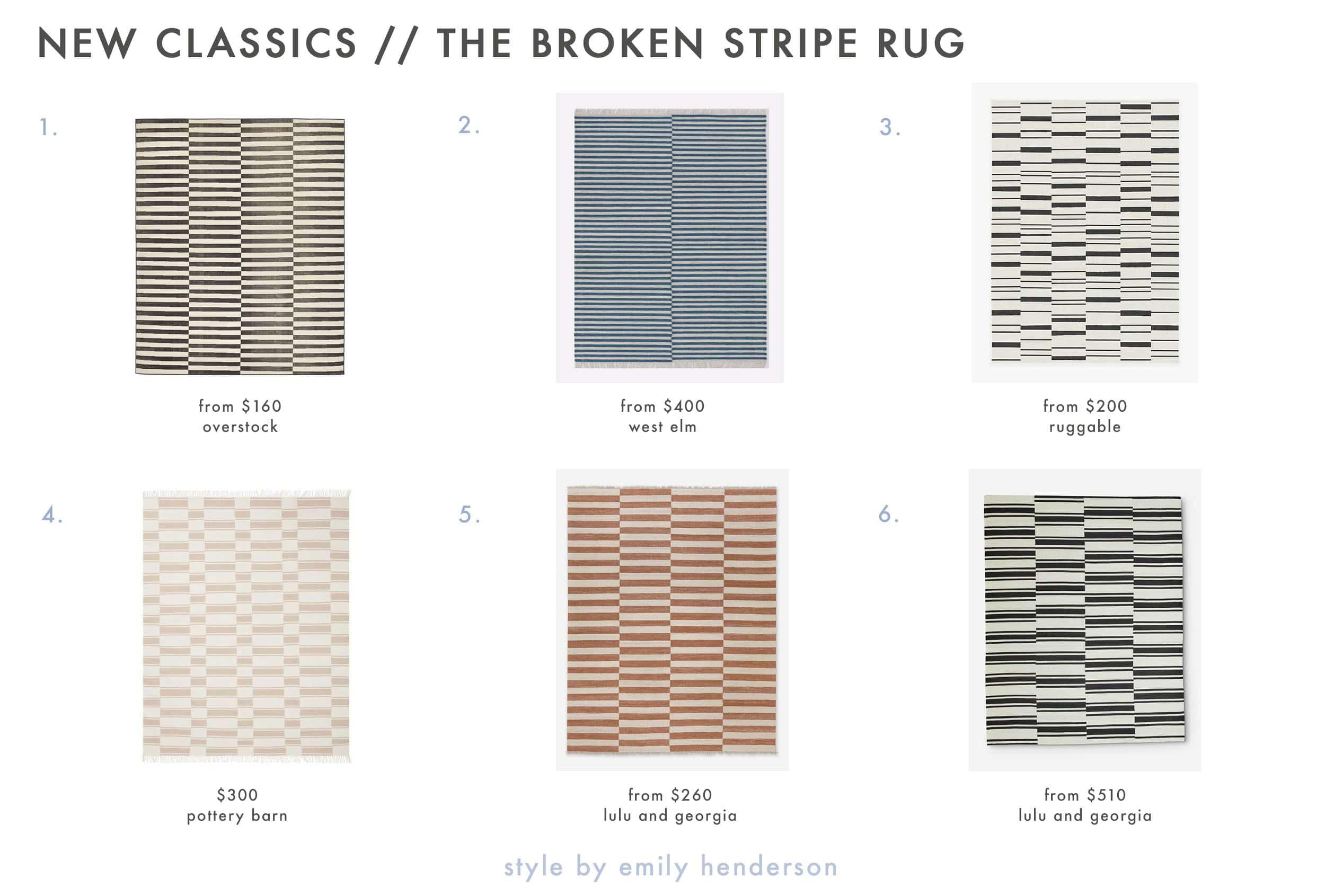 New Classics Rugs 1
