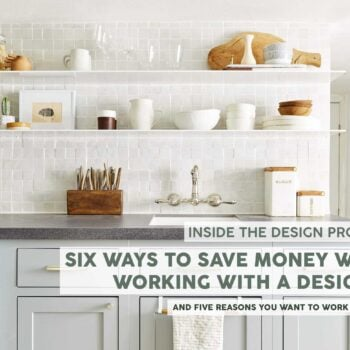 Tips To Save On An Interior Designer 01