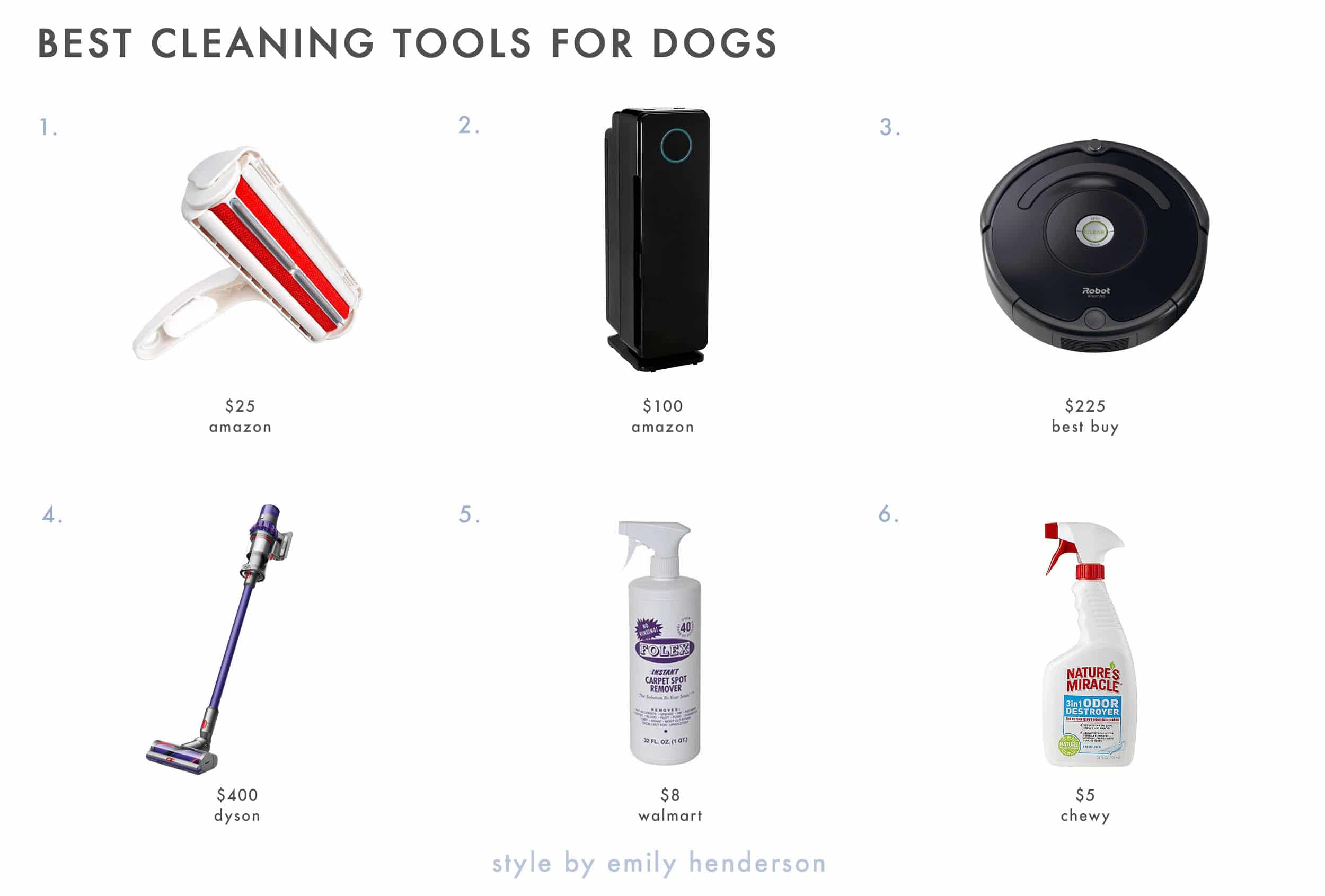 Dog Friendly Cleaning