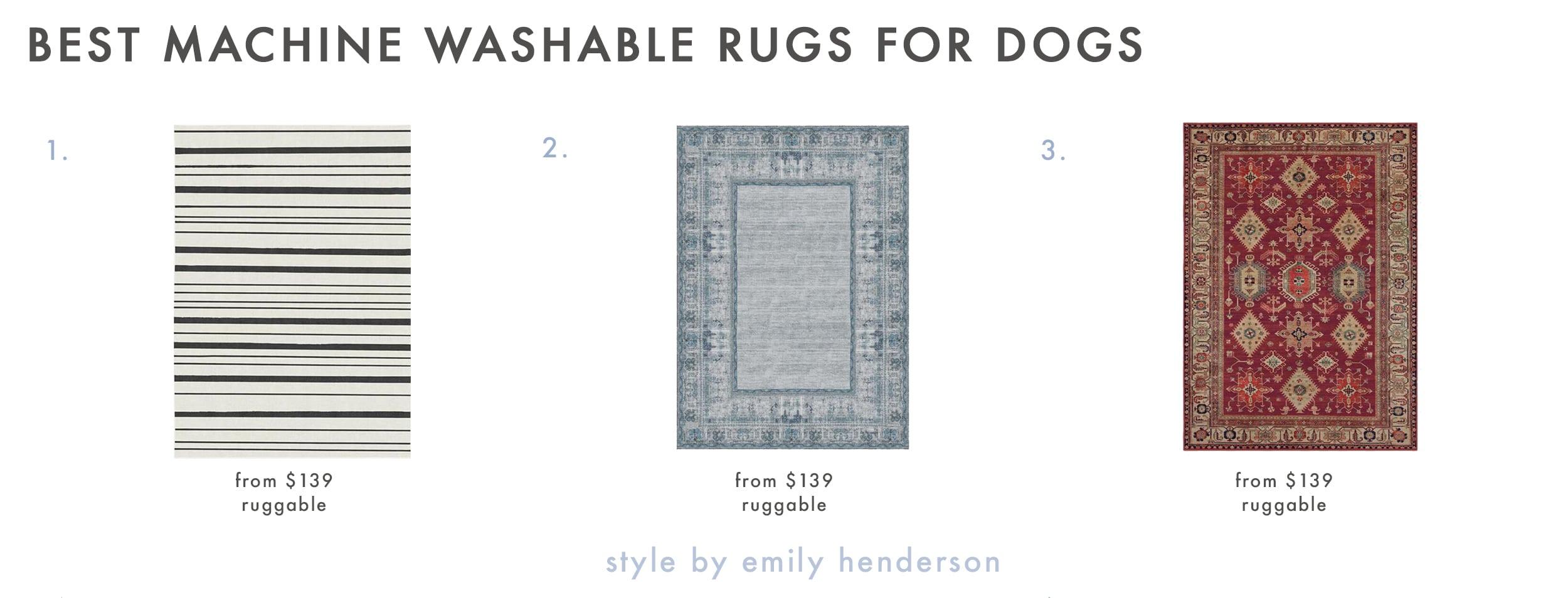 Dog Friendly Ruggable Copy