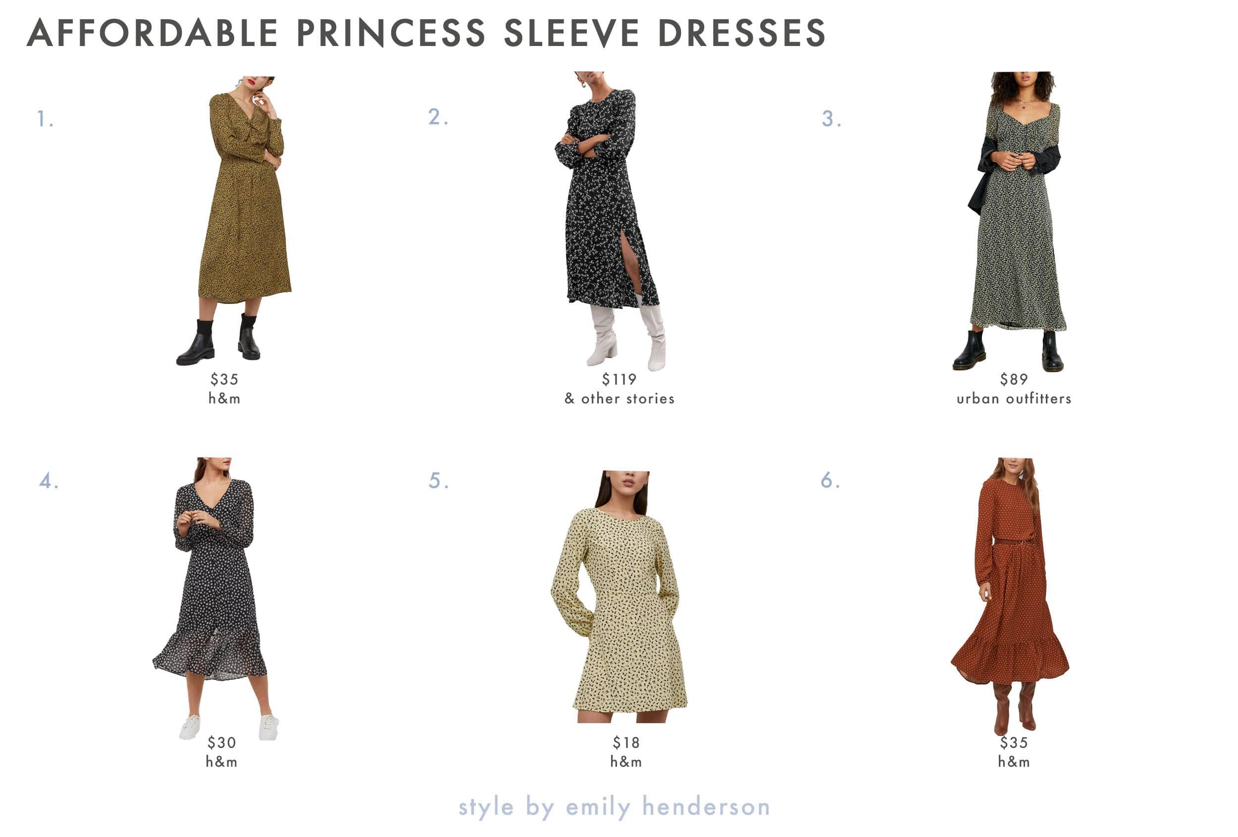Emily Henderson Spring Dresses Long Sleeve Copy
