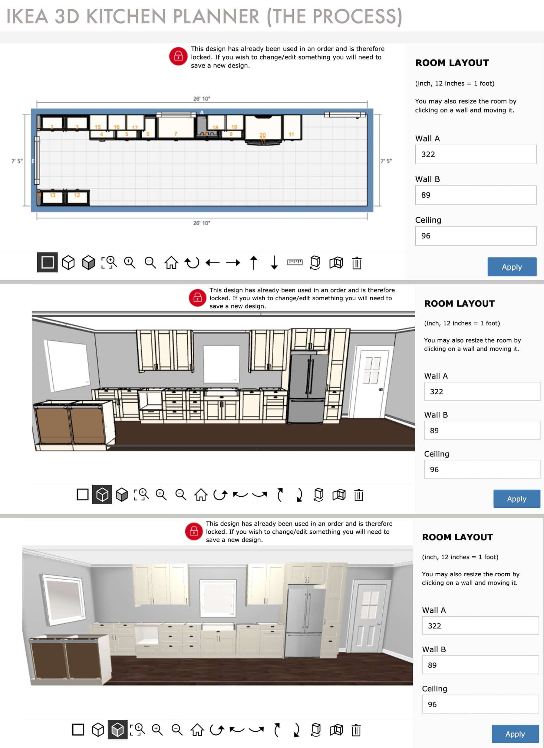 Emily Henderson Ah Ikea 3d Kitchen Planner